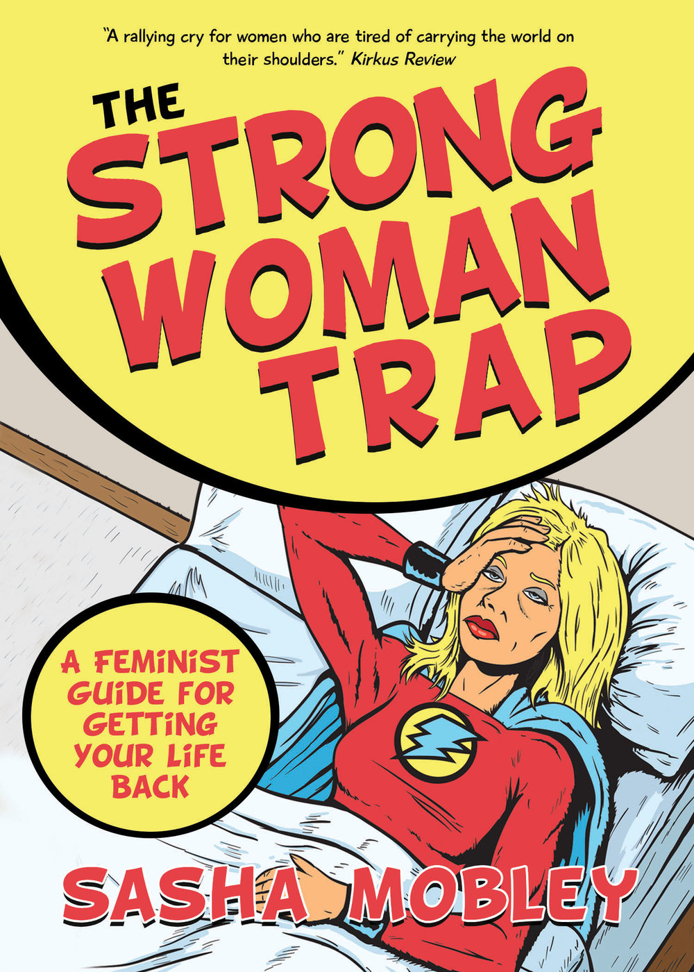 The Strong Woman Trap