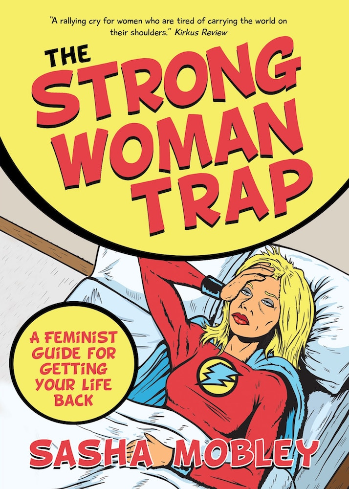 The Strong Woman Trap - Front Cover