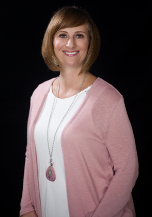 Rebecca Pettit  Early Childhood Ministries Director