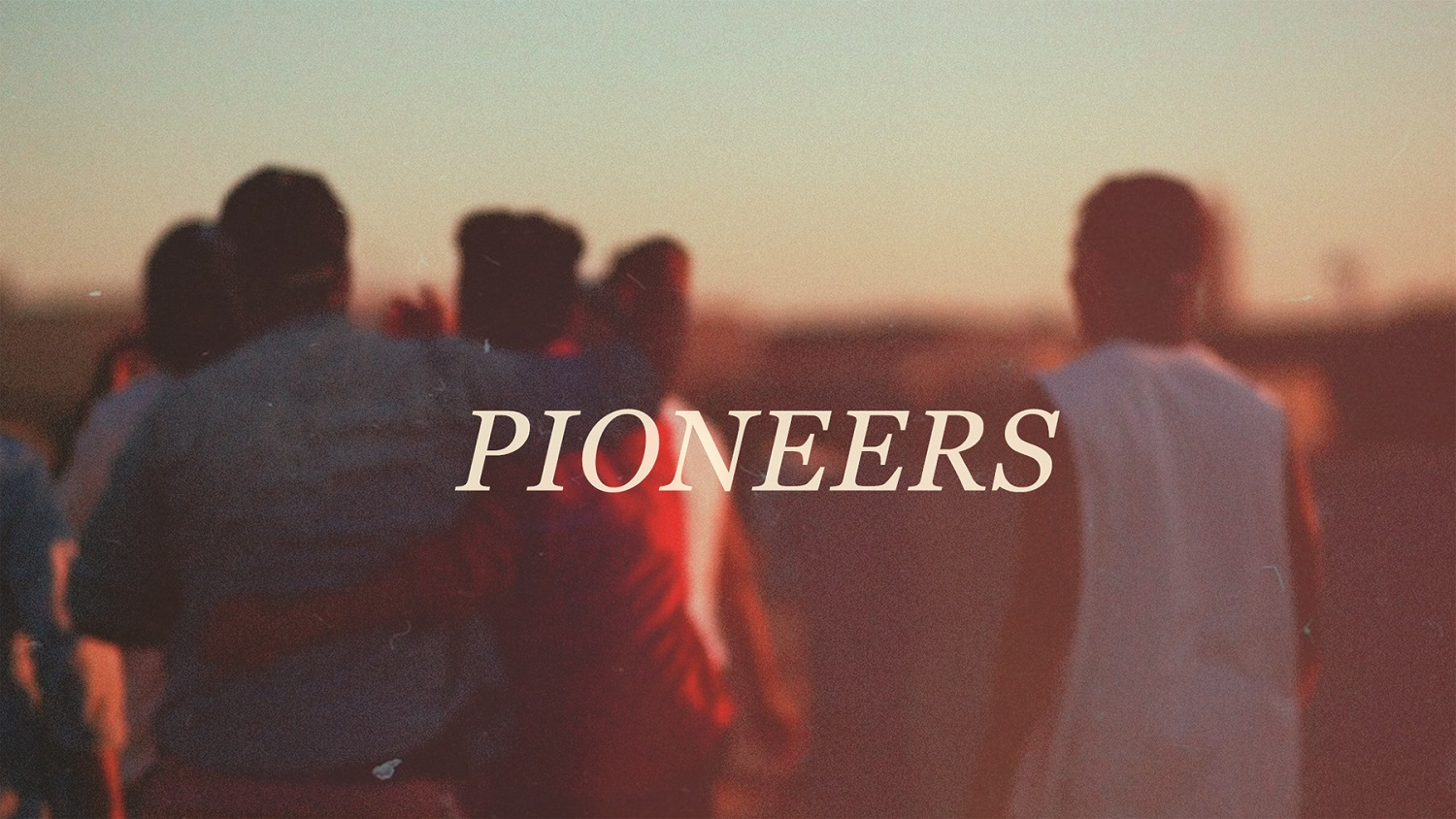 Pioneers  is a series designed to inspire students to challenge the status quo of what it means to follow Jesus in our current culture. We want students to be inspired to become trailblazers who go all-out to take the gospel to the dark places of this world.
