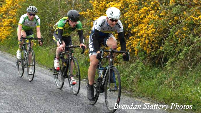 Cormac Daly in the break