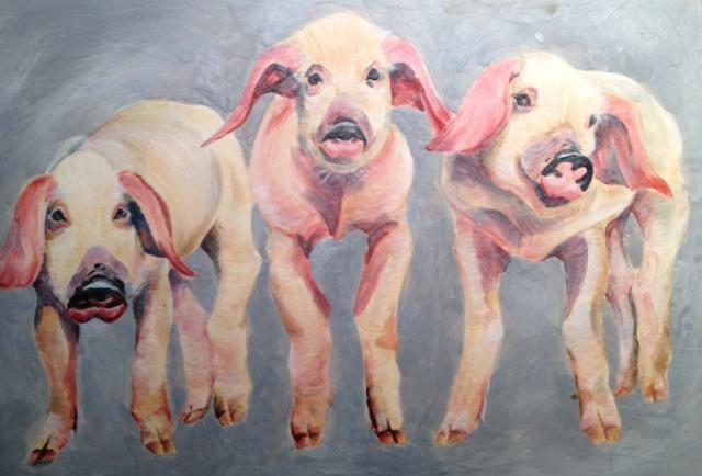 Three Little Pigs 2014