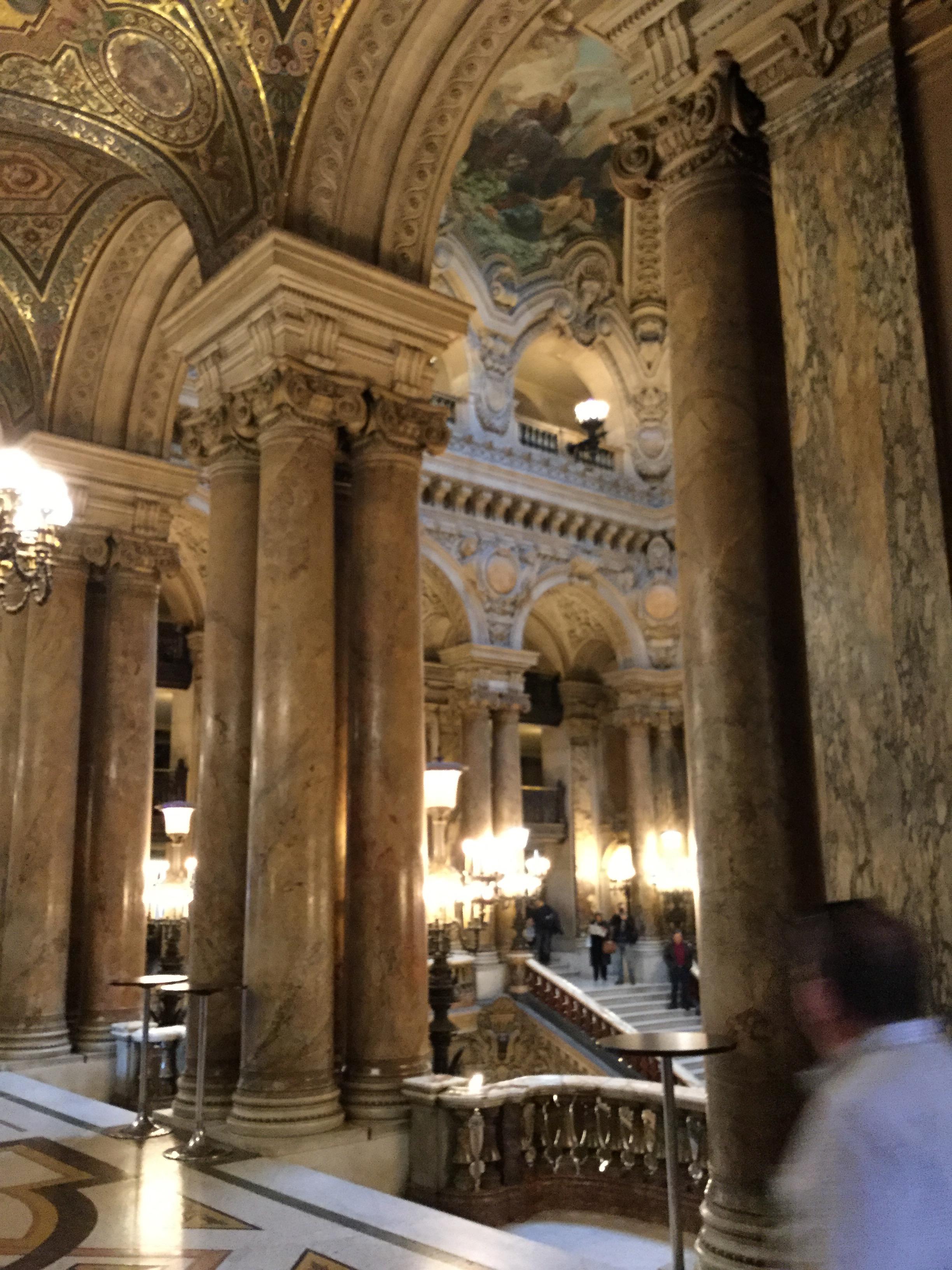 The Grand Escalier