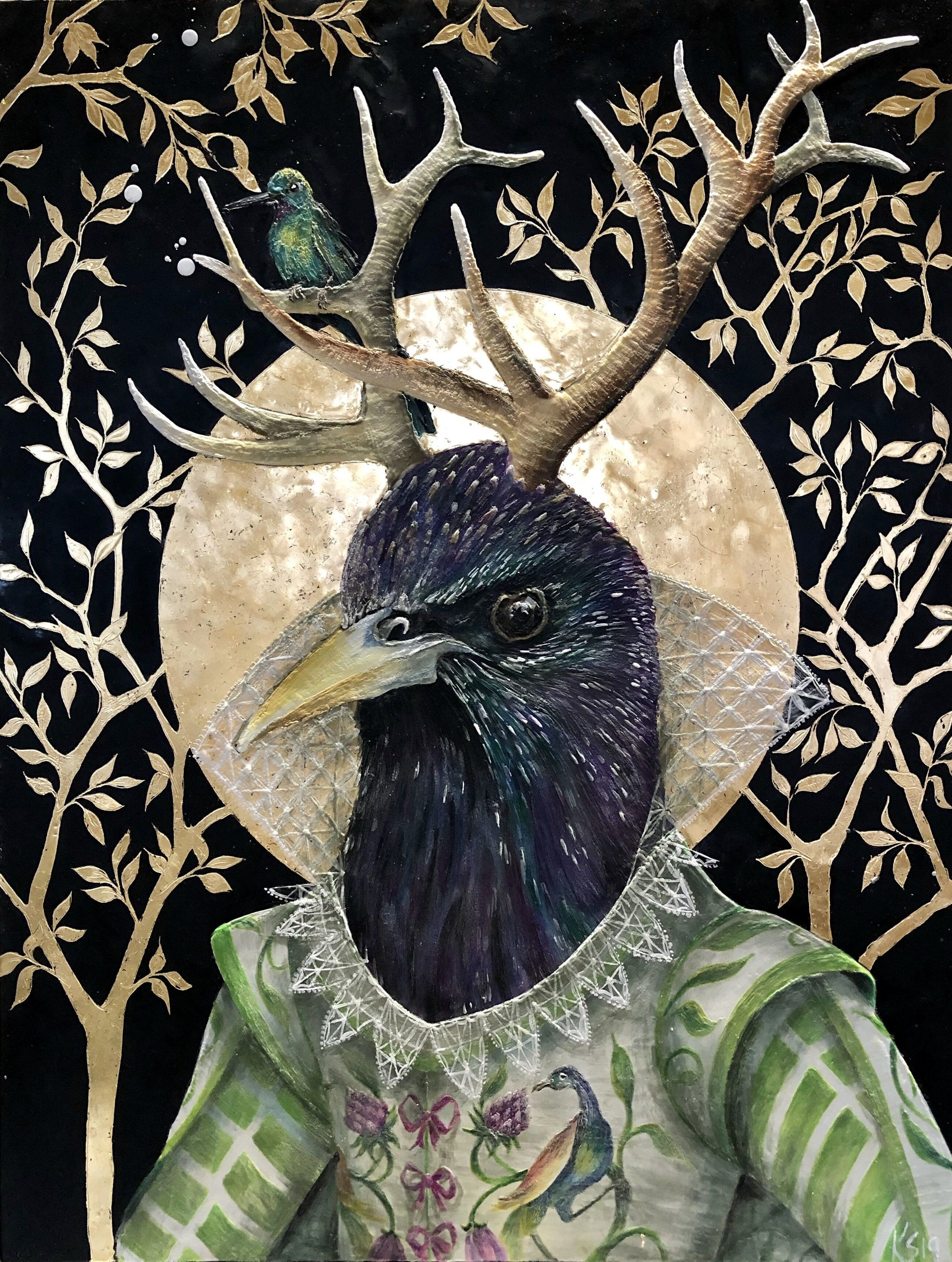 The Summer Starling 2019 SOLD