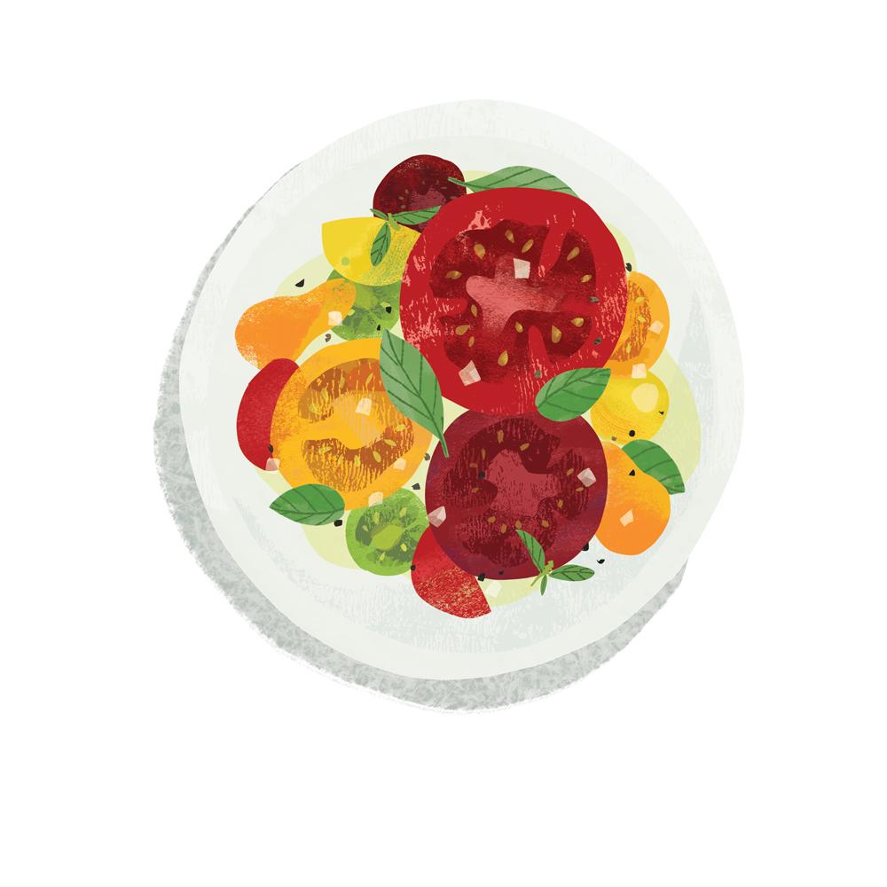 Flo Leung food illustration tomato salad.jpg