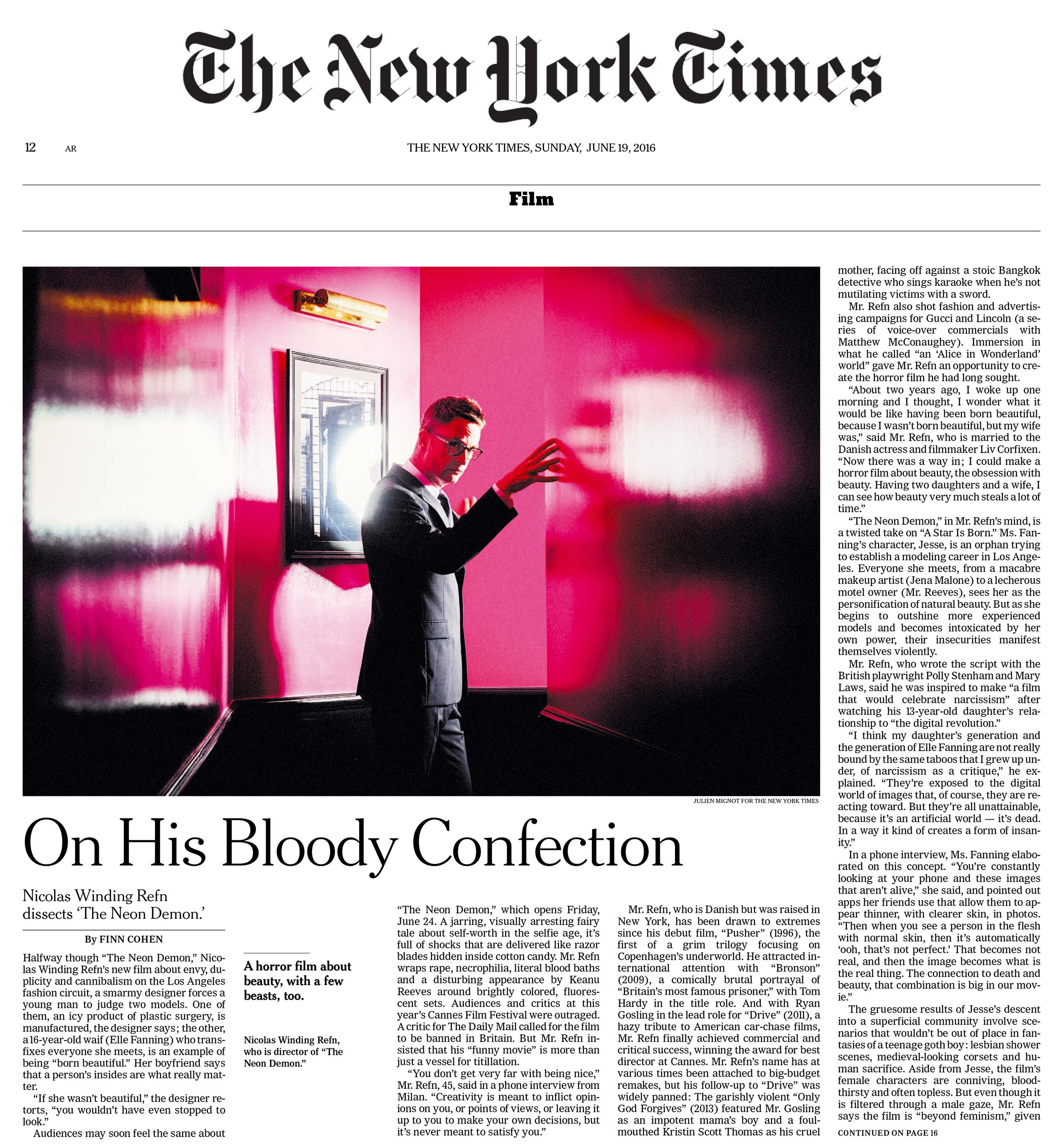 NEW-YORK TIMES