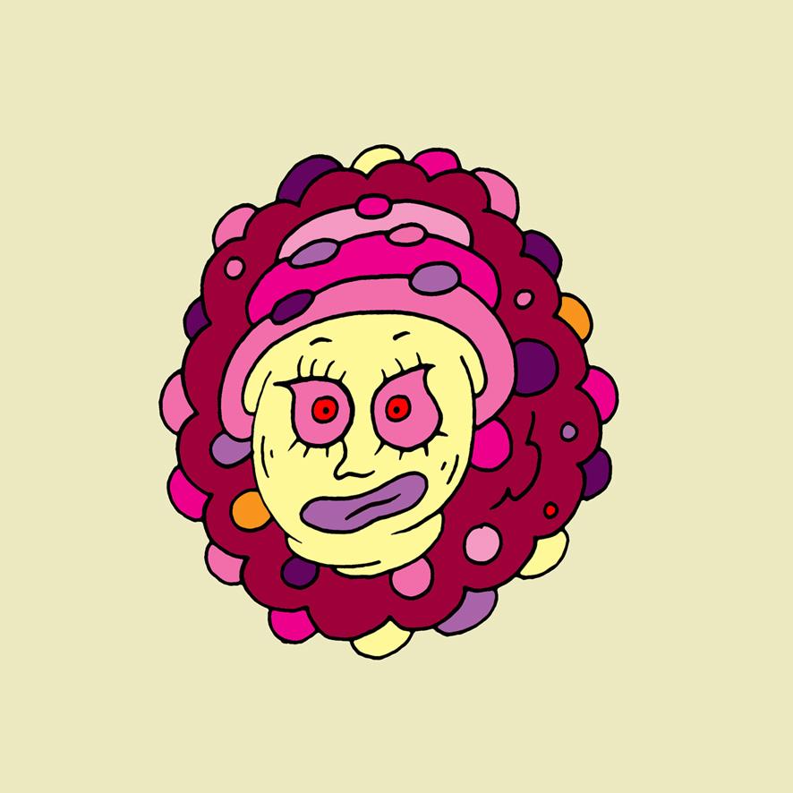 Bubbleface
