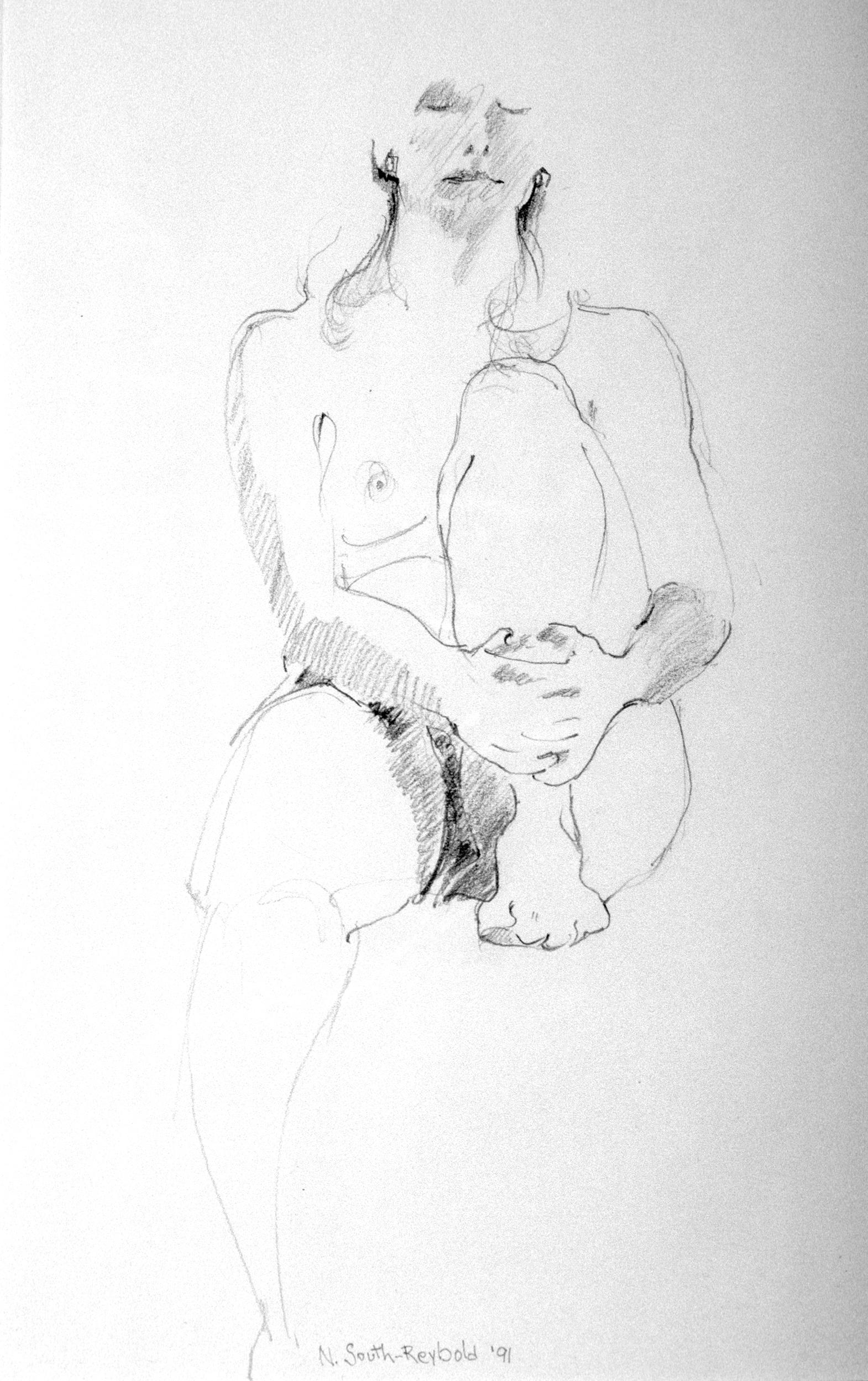 Nude sitting 1 1991.jpg