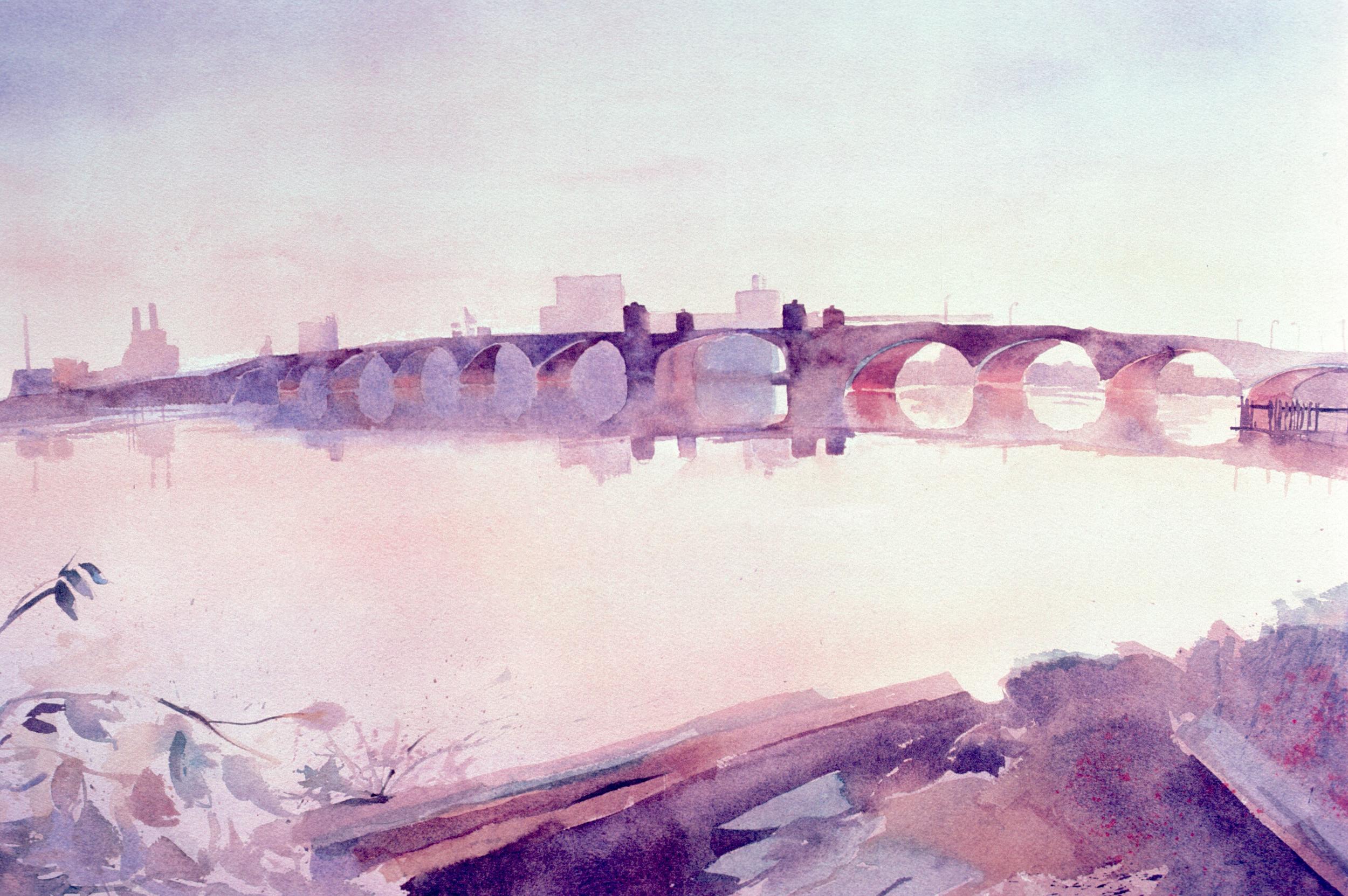 Hanover St. Bridge