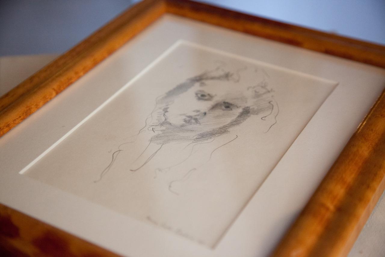 One of Nancy's drawings.