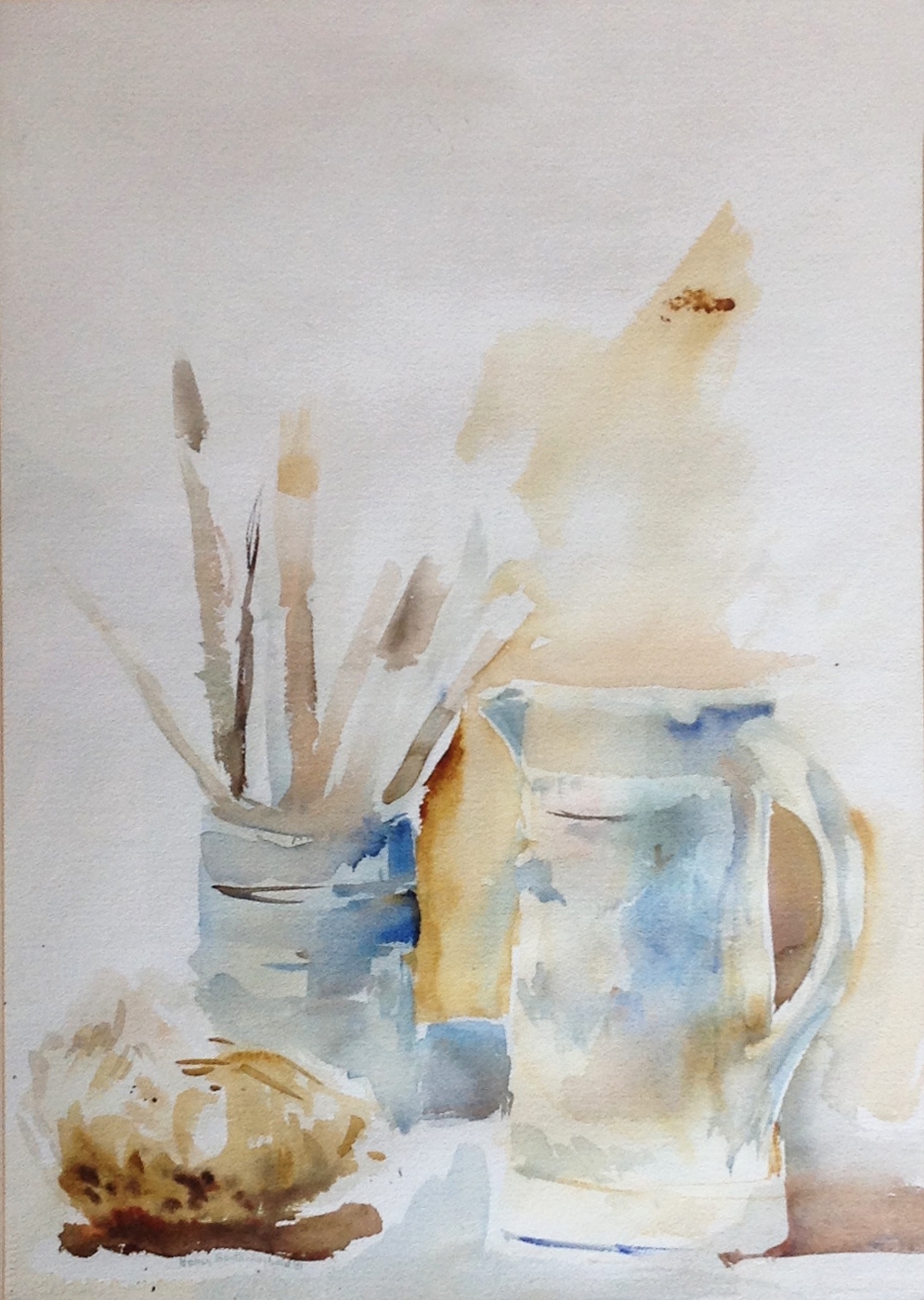 Old Pitcher - 14 x 20 - Collection of Thomas and Mary Cook