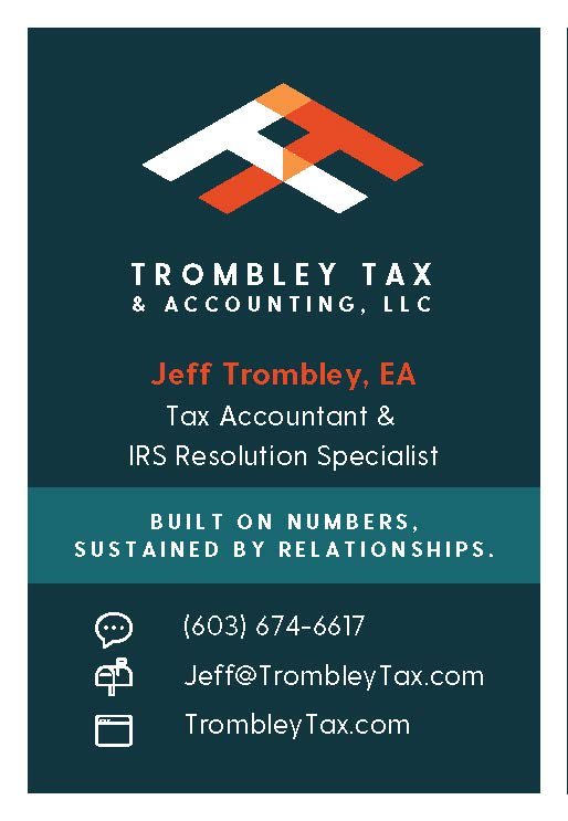 Business Cards Trombley Tax_front.jpg