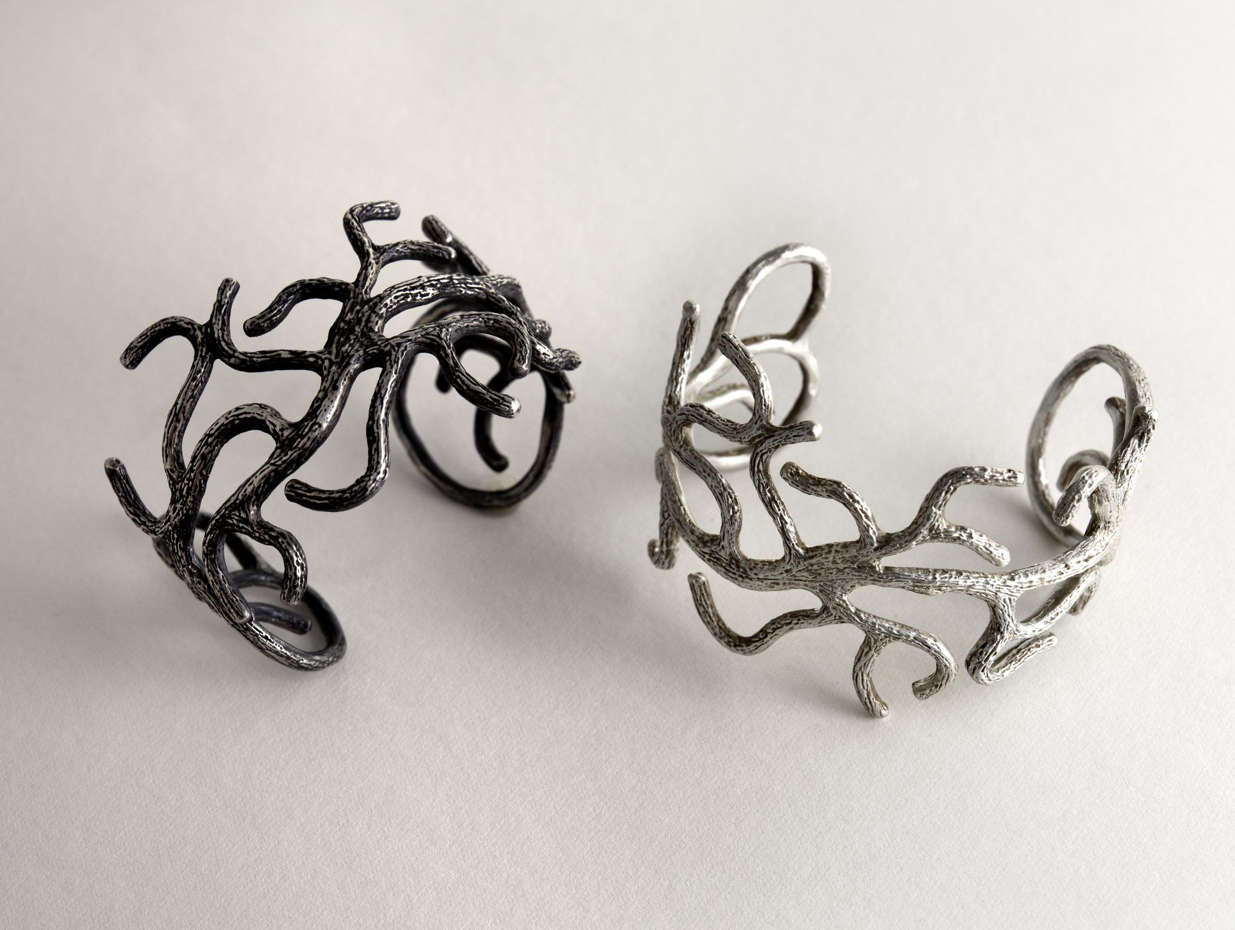 3.Sterling Silver Branch Bracelet.jpg