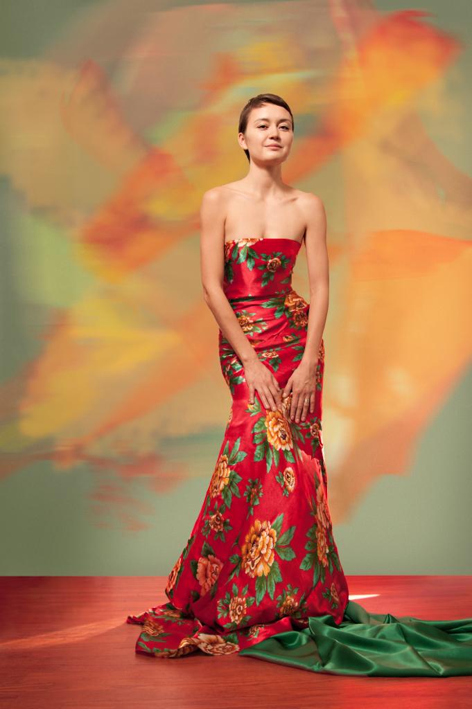 Alexandra Ni for Arbus Magazine
