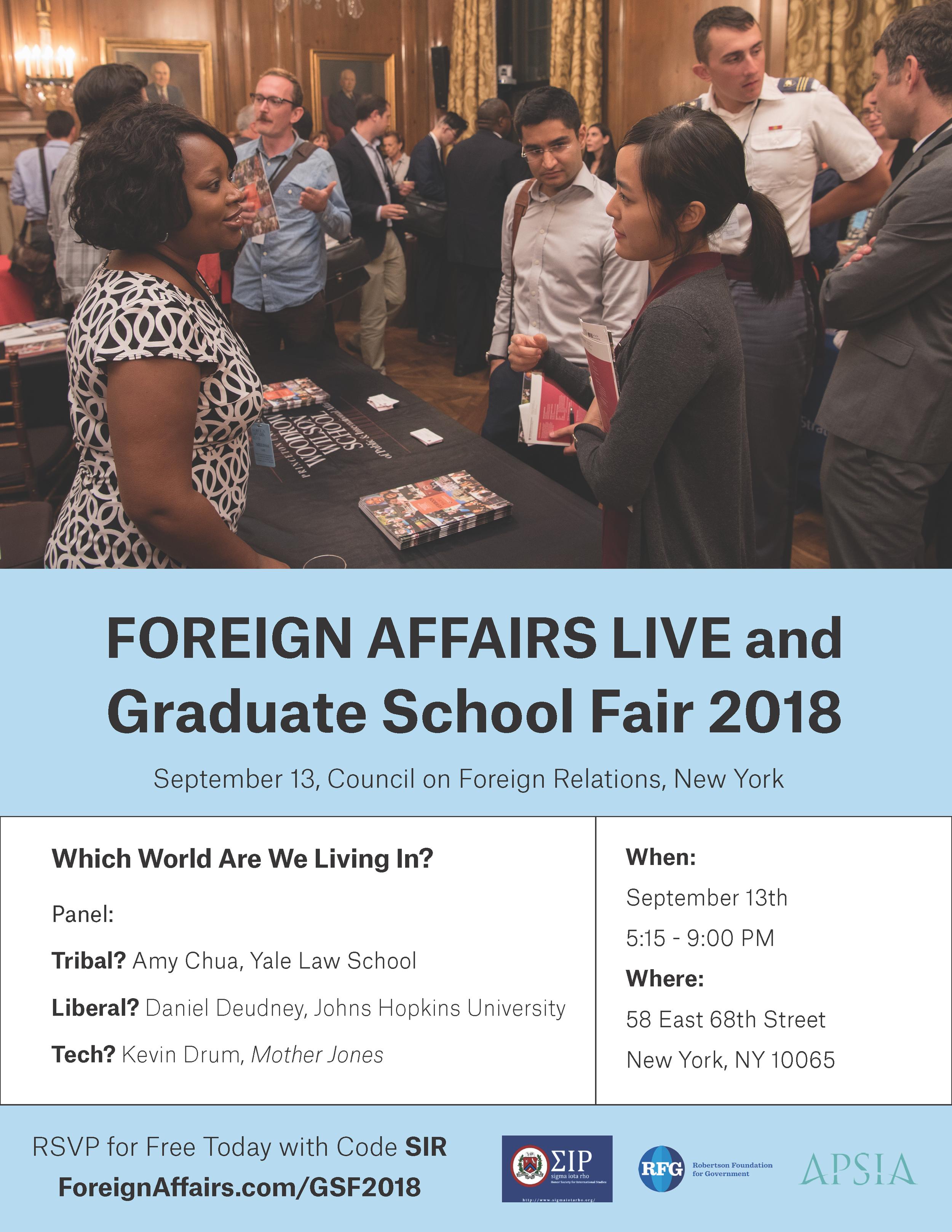ForeignAffairs_SIR_GraduateSchoolFairFlyer_091318.png
