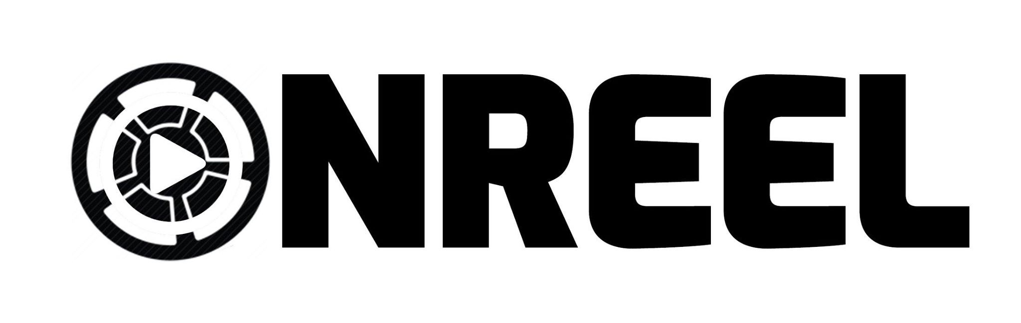 Different iterations of what the logo for Onreel might look like.