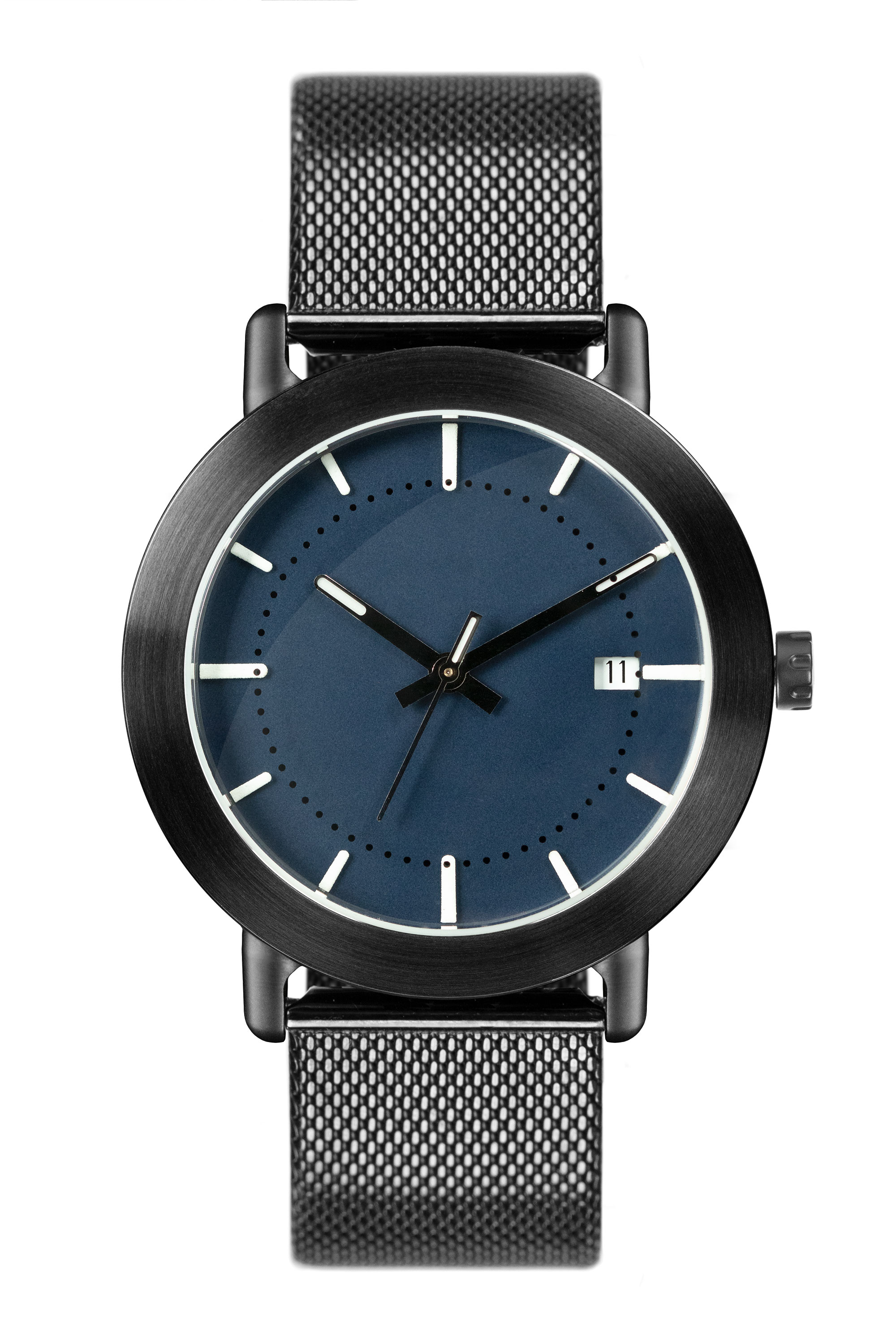 Eleven - Is the result of the challenge to create an elegant dress watch with an automatic movement.For € 725,-