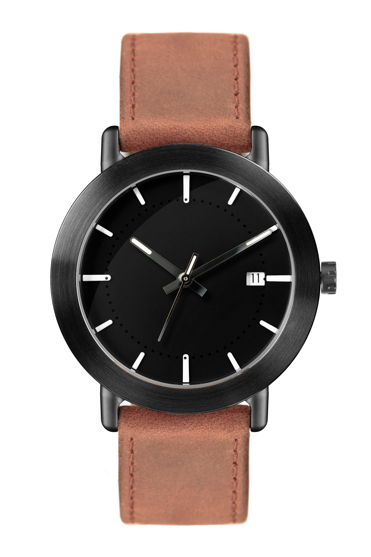 Medium Brown Leather