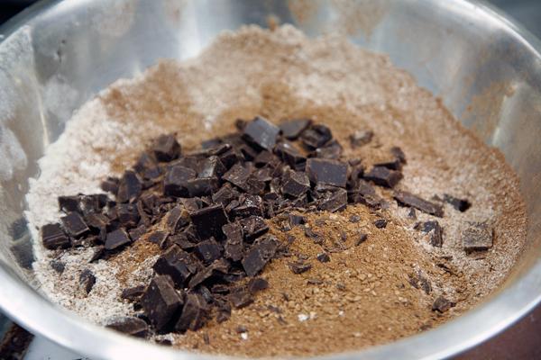 Brownie makings