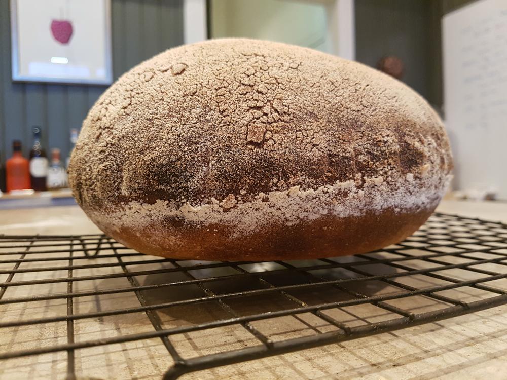 Sashana's amazing bread
