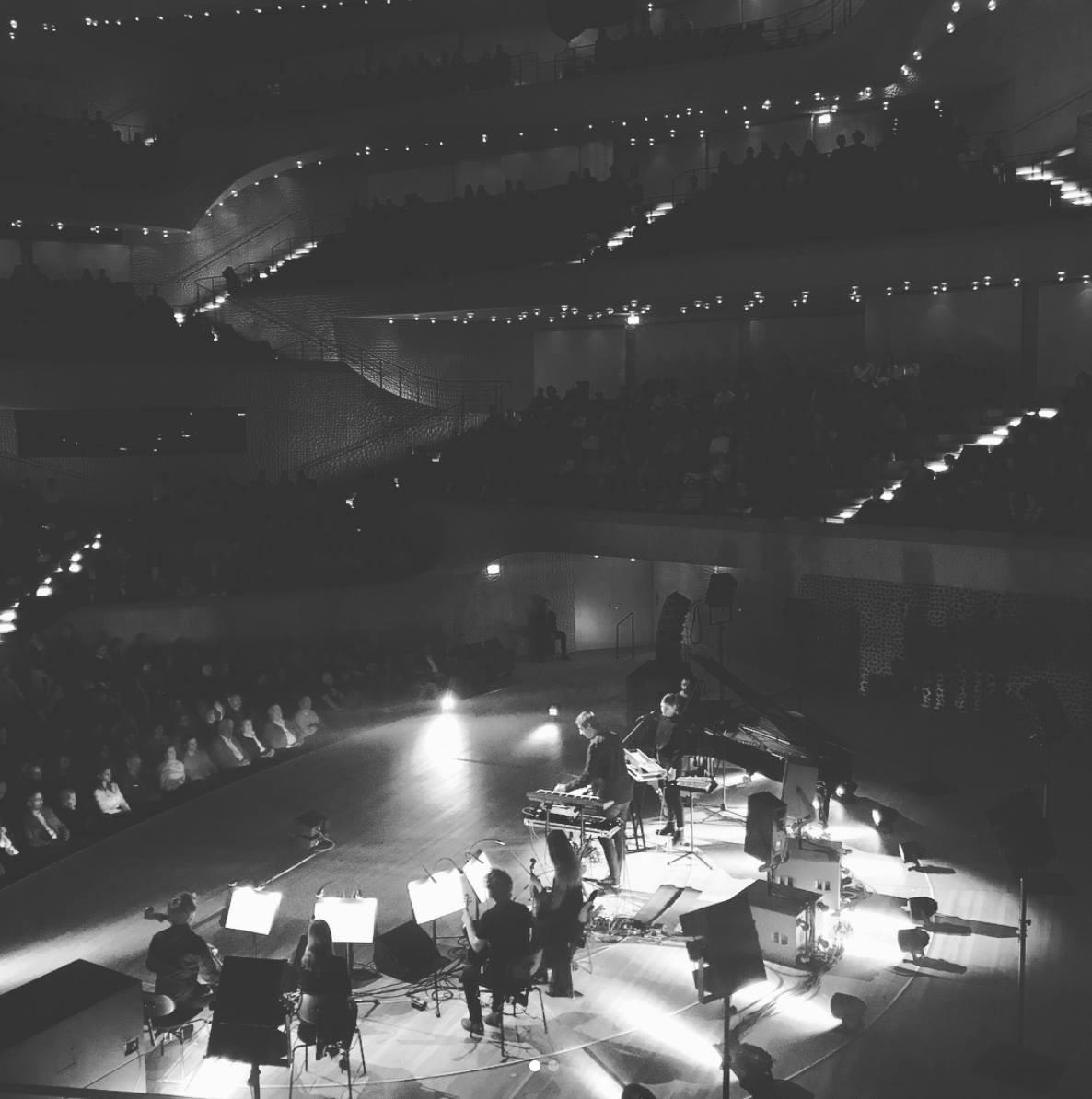 Elbphilharmonie, Hamburg