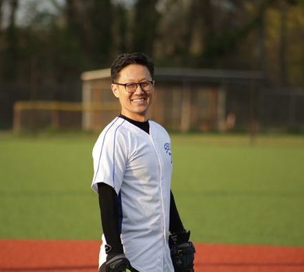 Sports Ministry Leader - Eric Kim