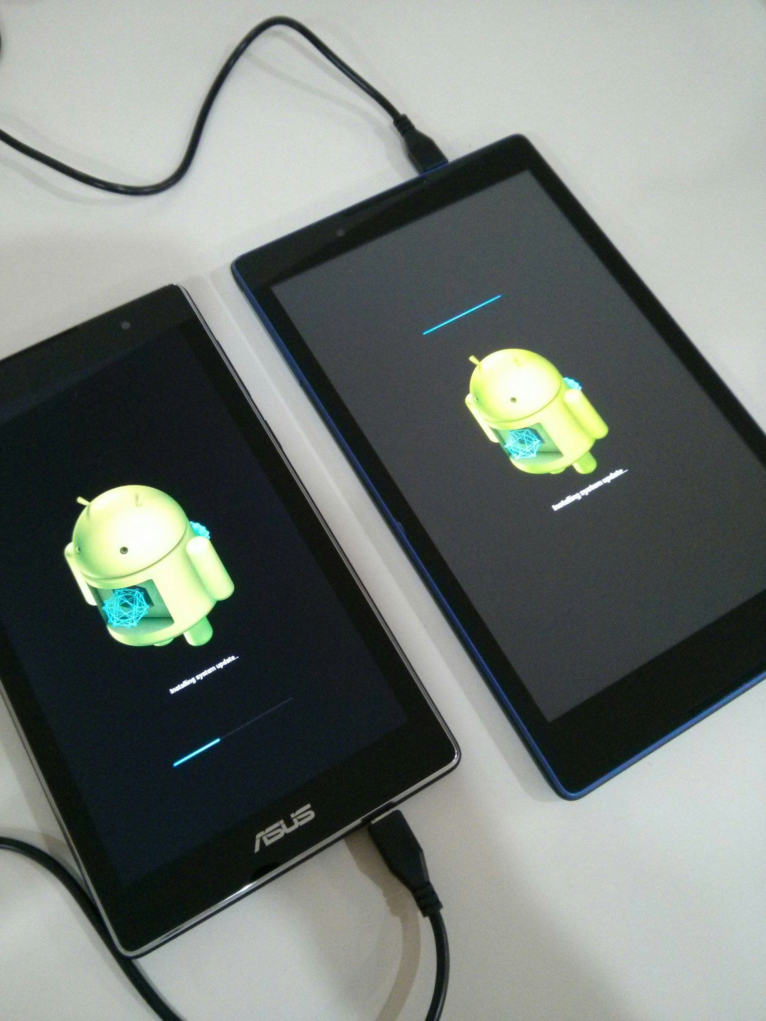 Global Cross and our partners in Ethiopia tested 6-7 different specification sets before arriving at the final tablet.