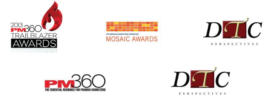 PM 360 Trailblazer Awards, Mosaic Awards, DTC National Award