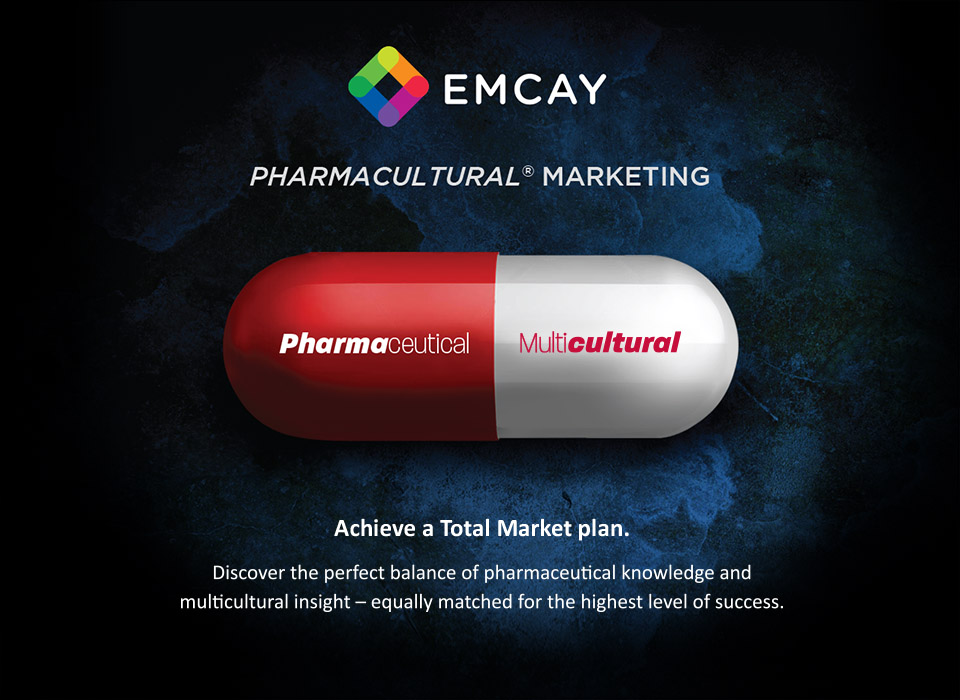 EMCAY Pharmacultural® Marketing - Achieve a Total Market plan