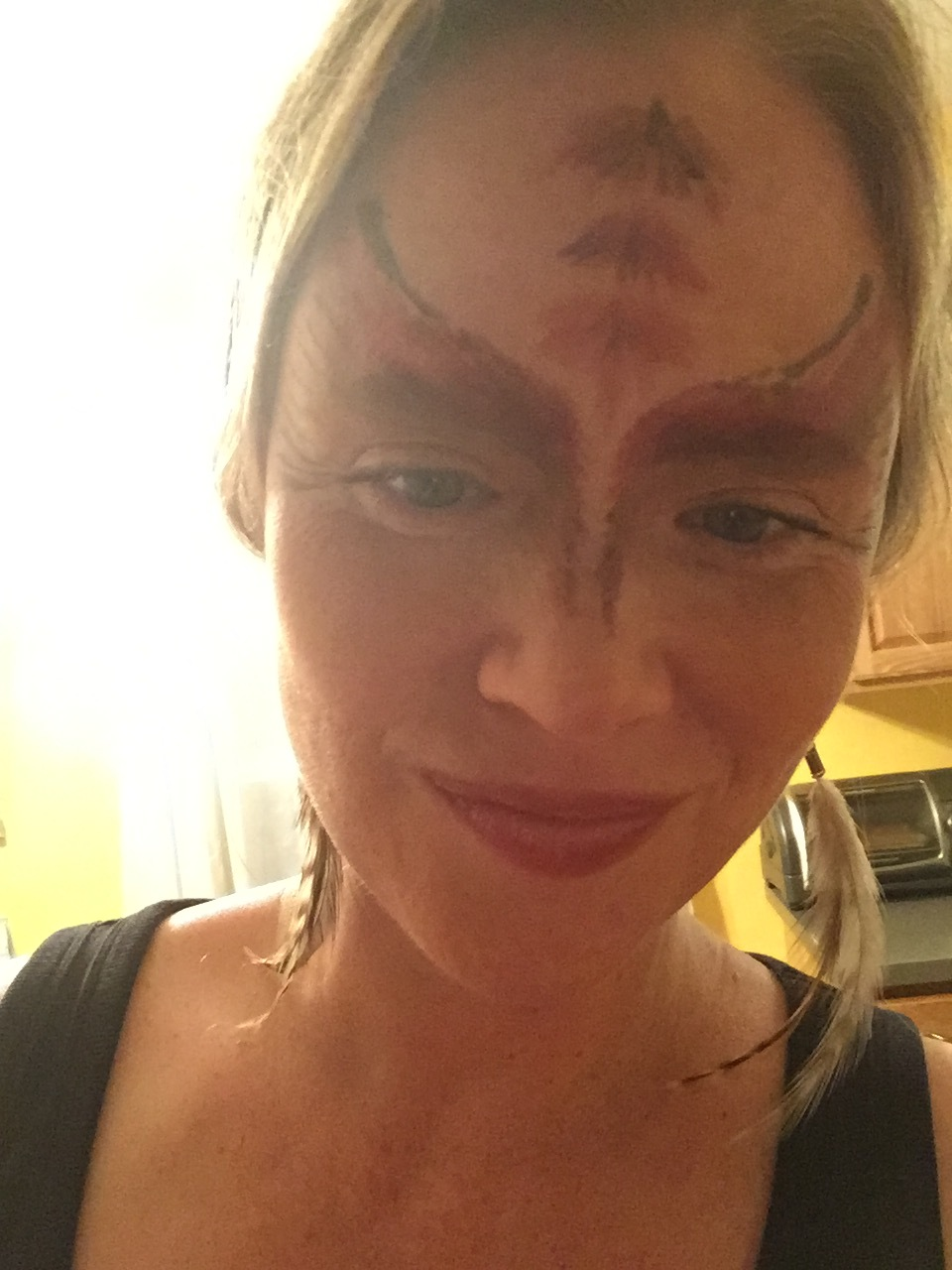 My Halloween Face Paint