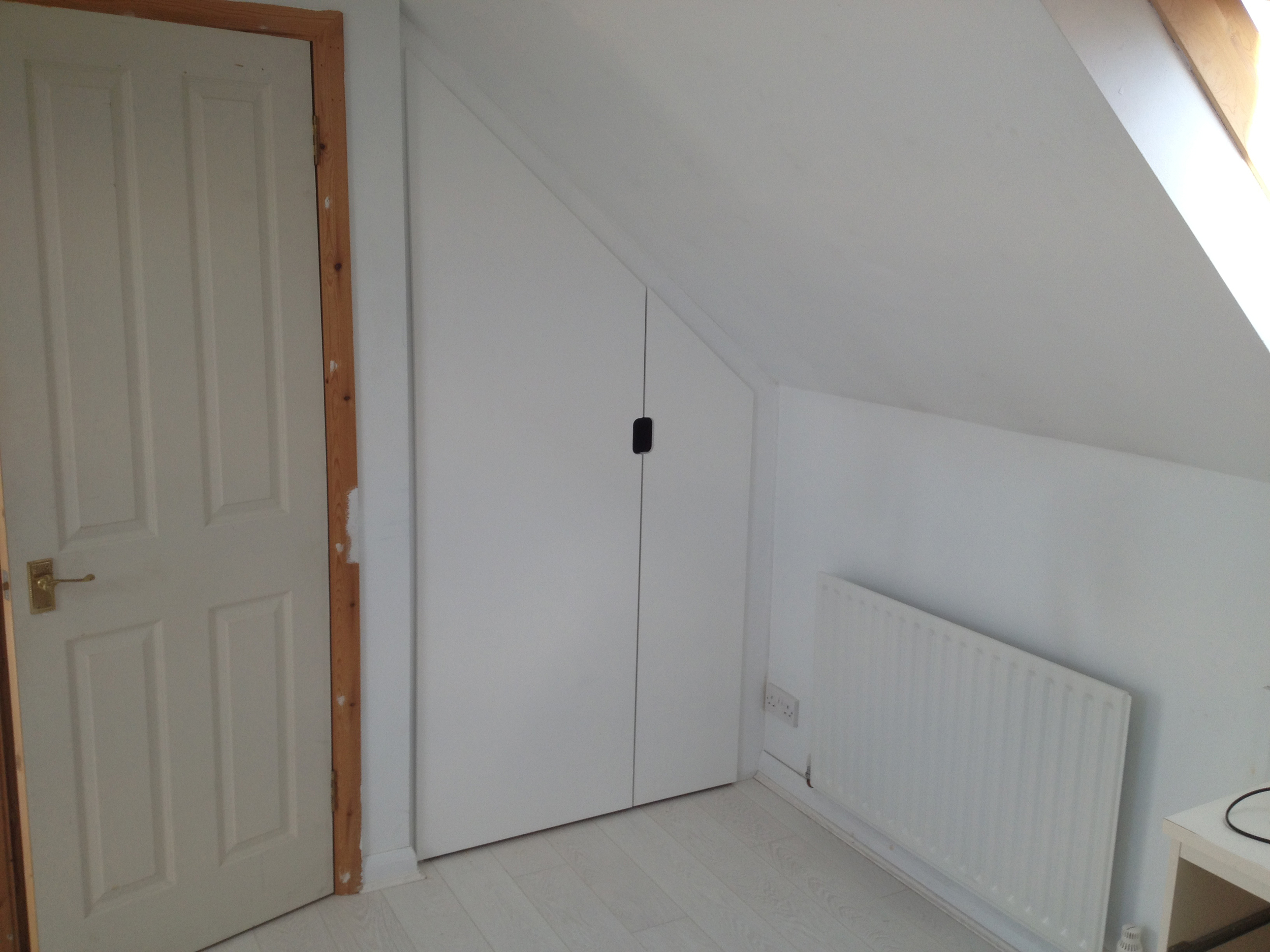 Sliding Wardrobes Closed