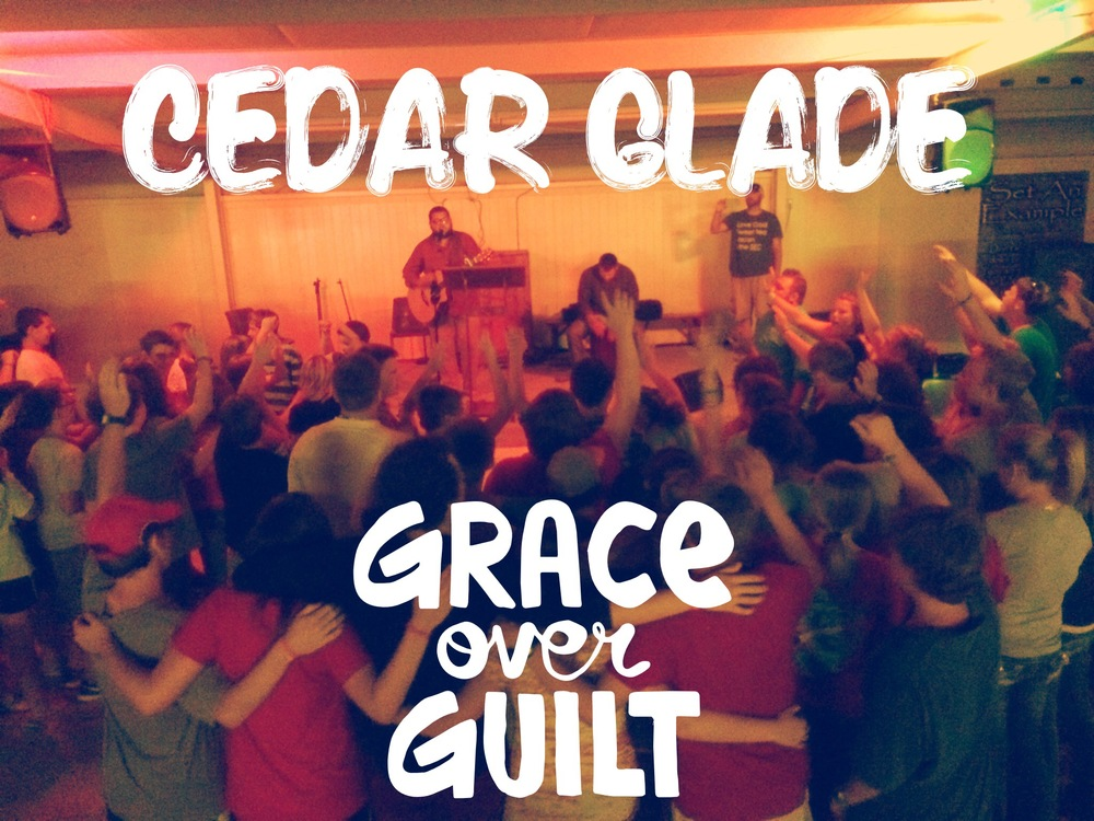 Cedar Glade Children's Camp    Every Summer in early June we attend camp with our sister churches in the Current-Gaines Baptist Association. Join us for associational discipleship and fellowship.