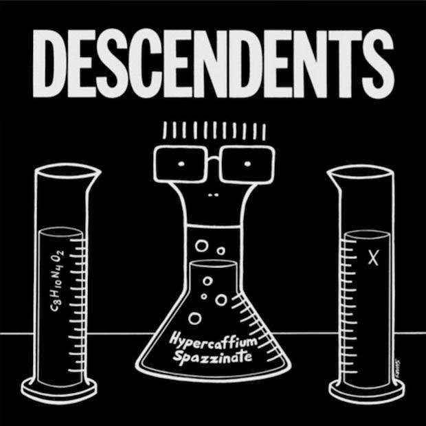 Descendents -  Hypercaffium