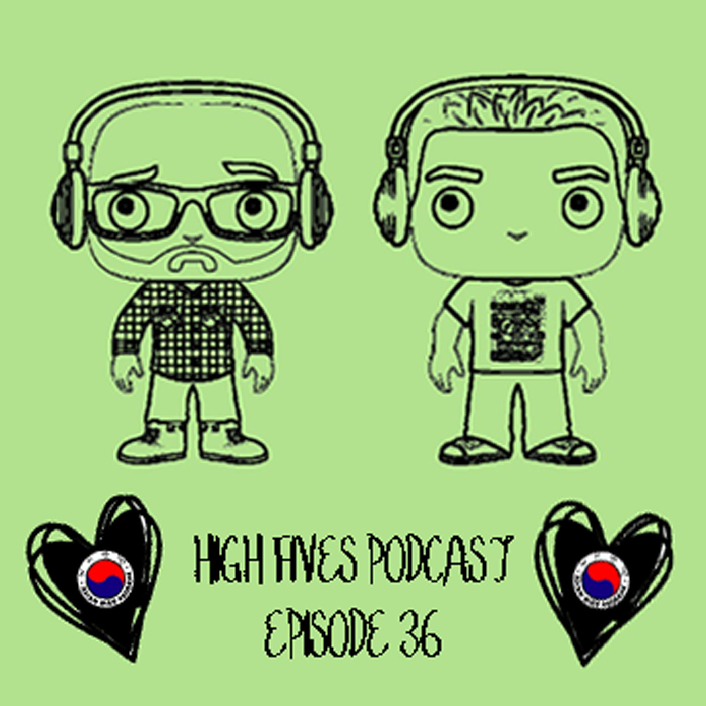 Episode 36 - A Tribute To Asian Man Records