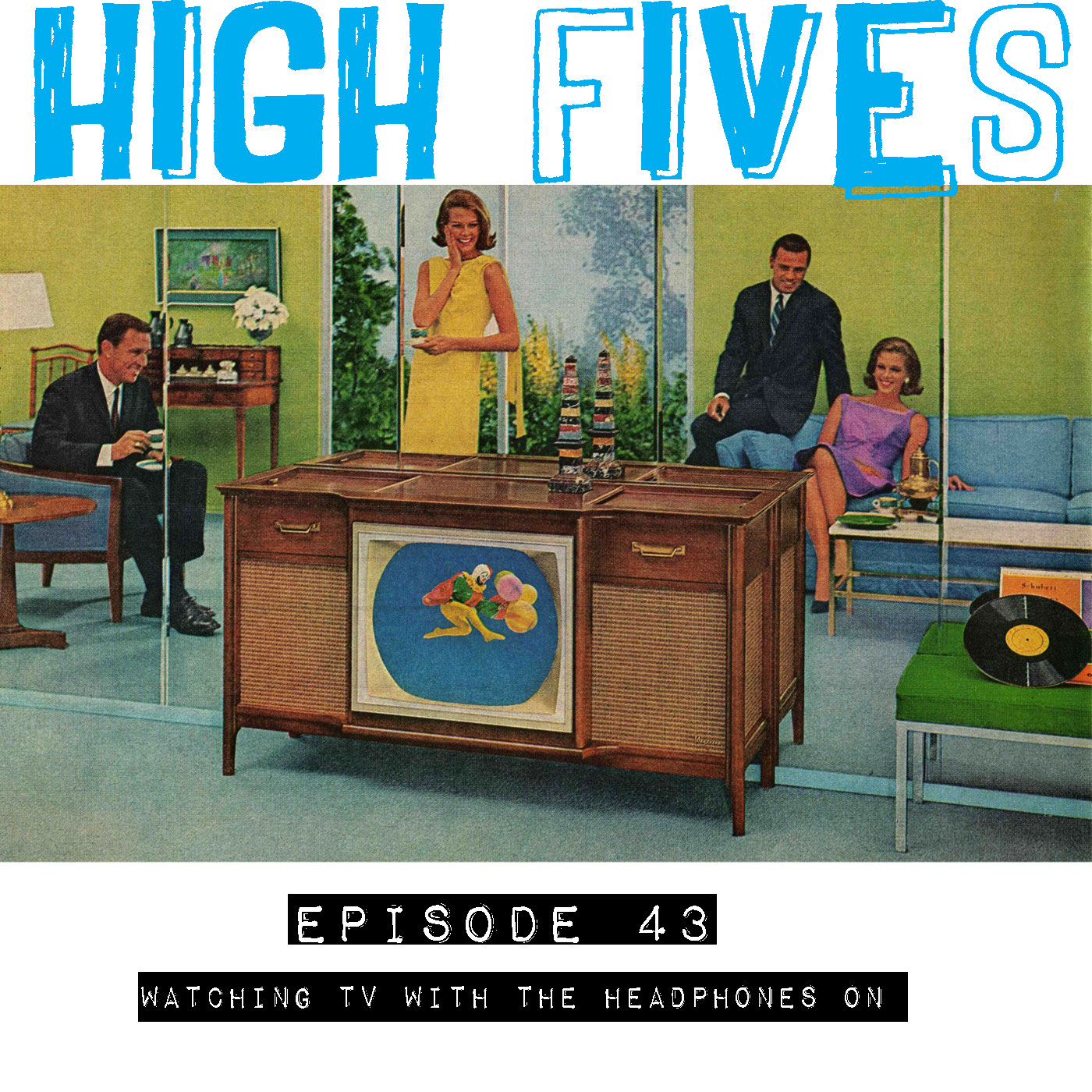 High Five - to music with a tv reference