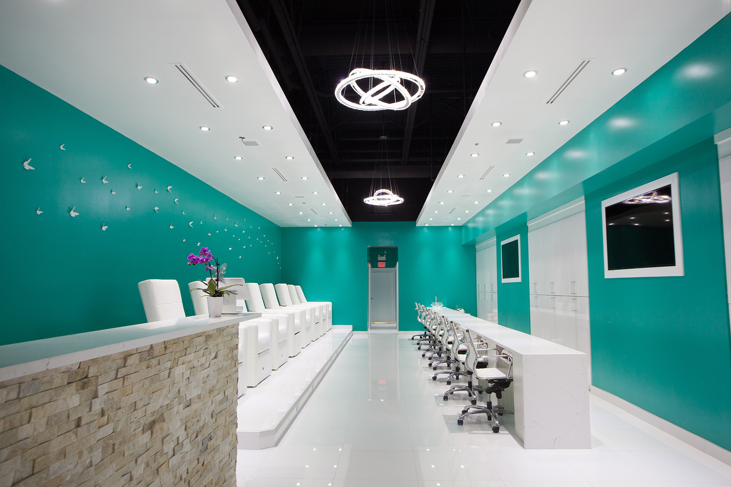 Manicures + Pedicures — Mint Nails & Spa Lounge - Calgary