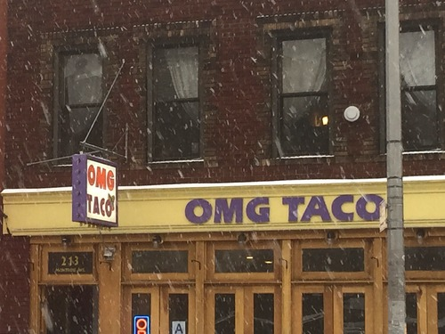 Anna Osgoodby NYC Living :: OMG Taco