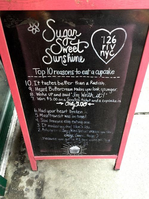 Anna Osgoodby NYC Living :: Sugar Sweet Sunshine