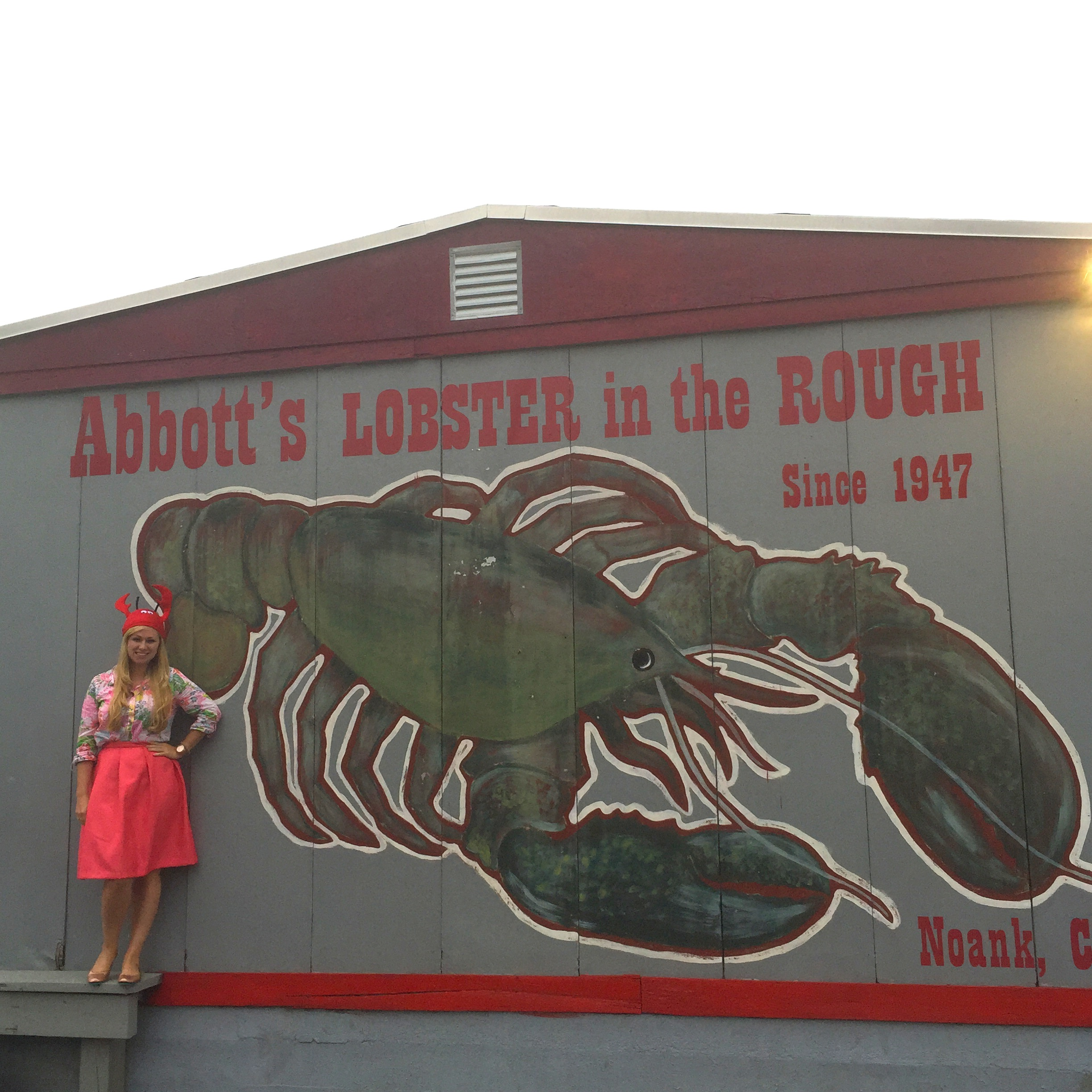 Anna Osgoodby NYC Living :: Seaports & Lobster Rolls