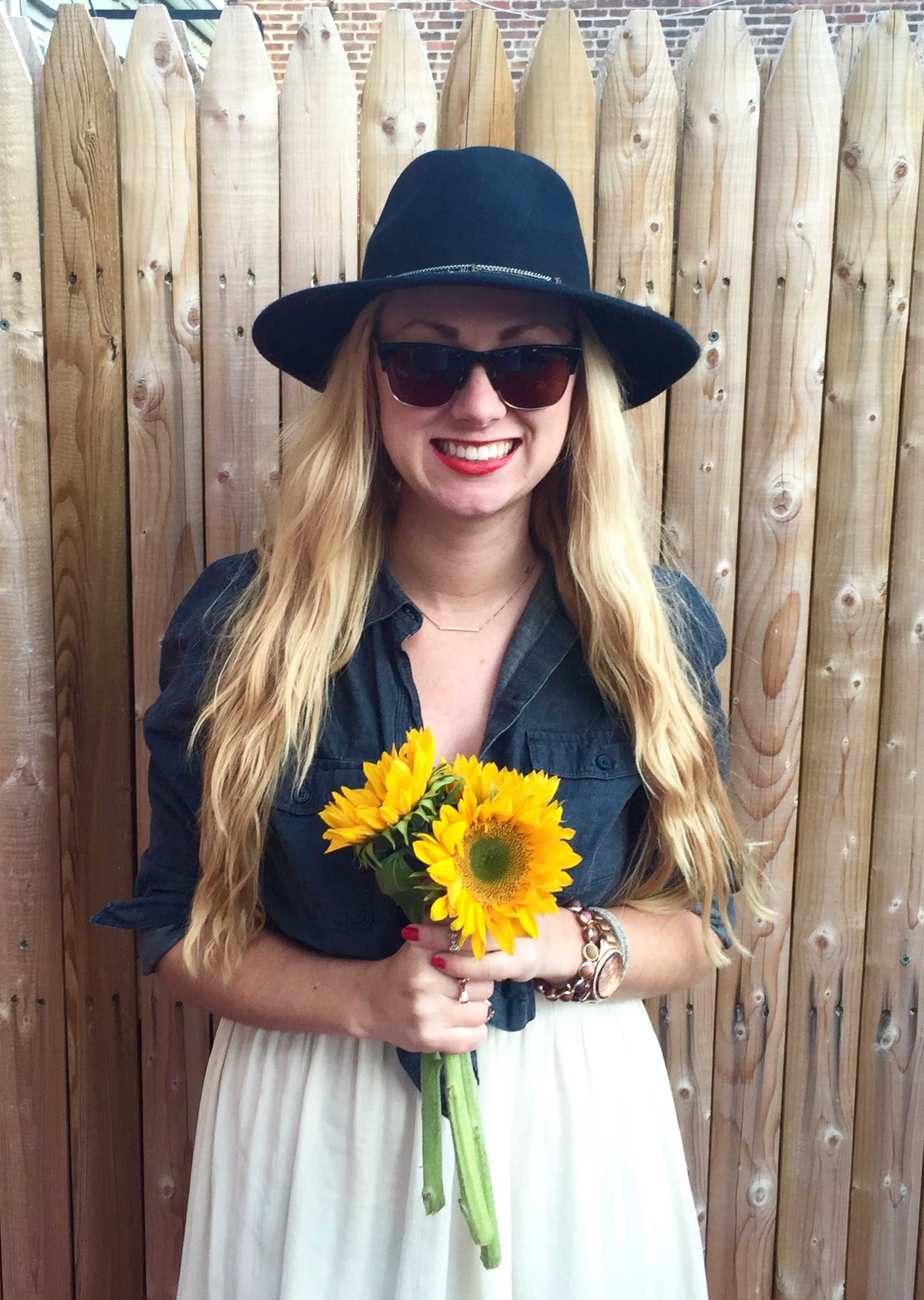 Anna Osgoodby NYC Living :: #FallSyllabus with Warby Parker