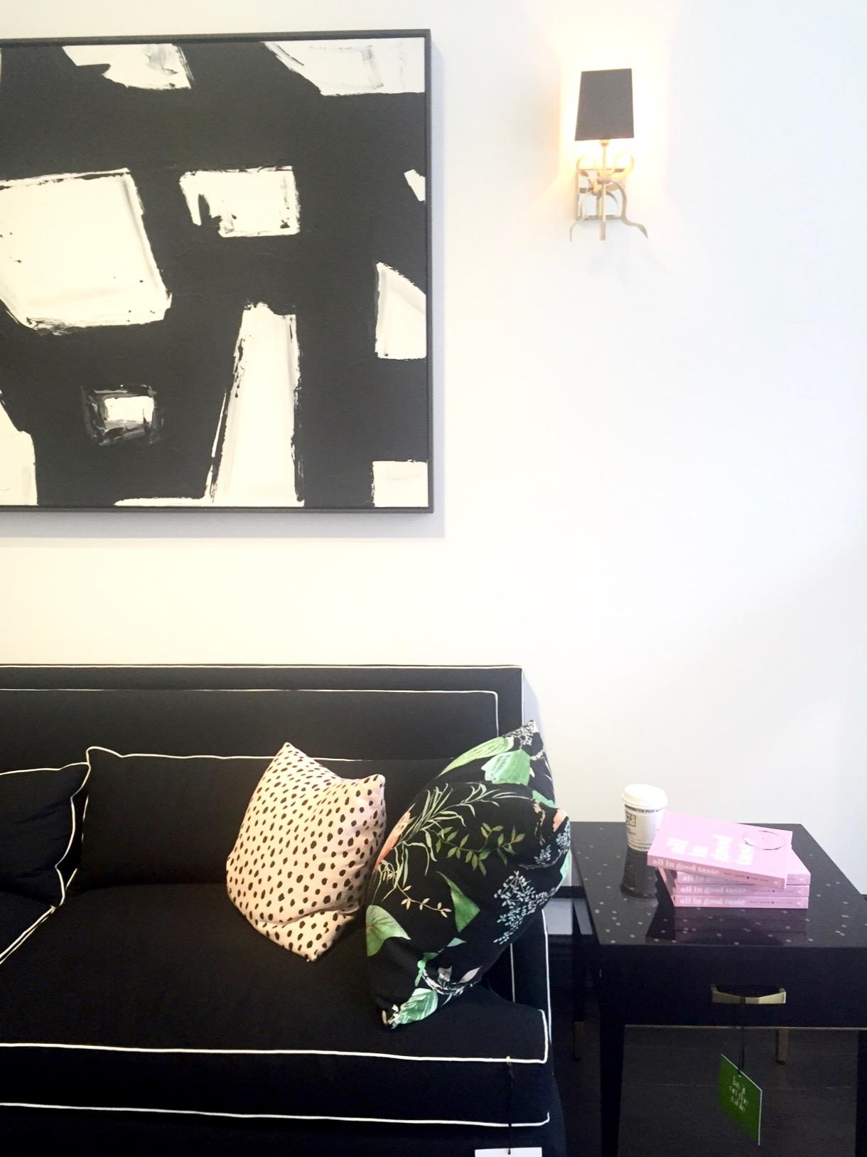 Anna Osgoodby Life + Design :: Kate Spade Home Pop-Up Shop