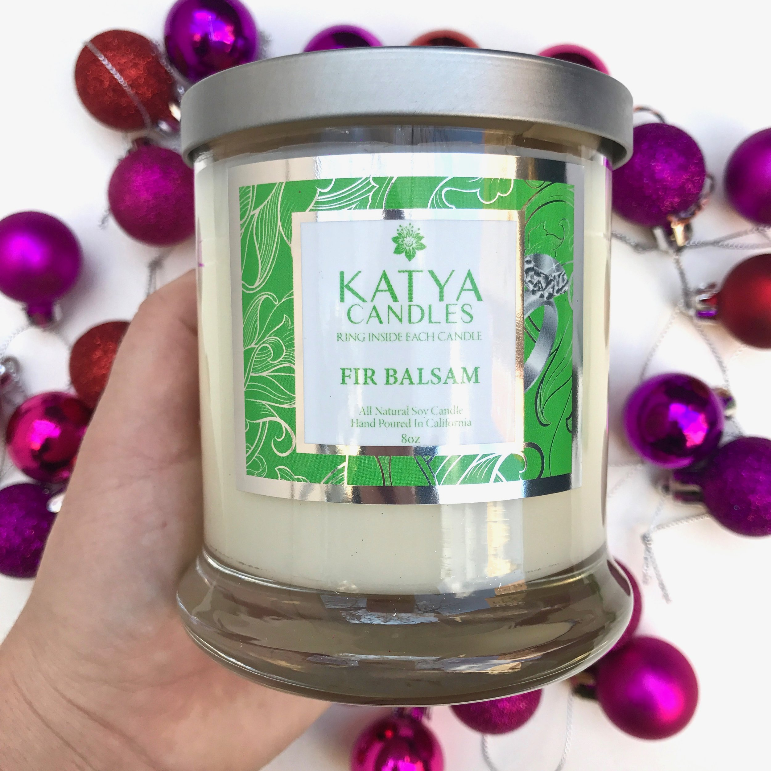 Anna Osgoodby Life + Design :: Deck the Halls with Katya Candles