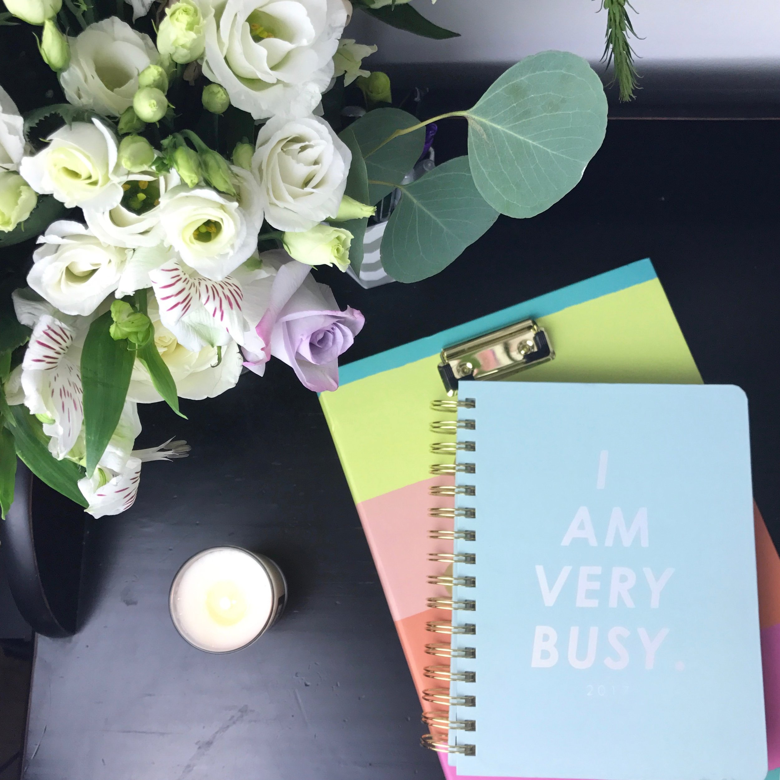 Anna Osgoodby Life + Design : 5 Home Office Must-Haves for Entrepreneurs & Bloggers