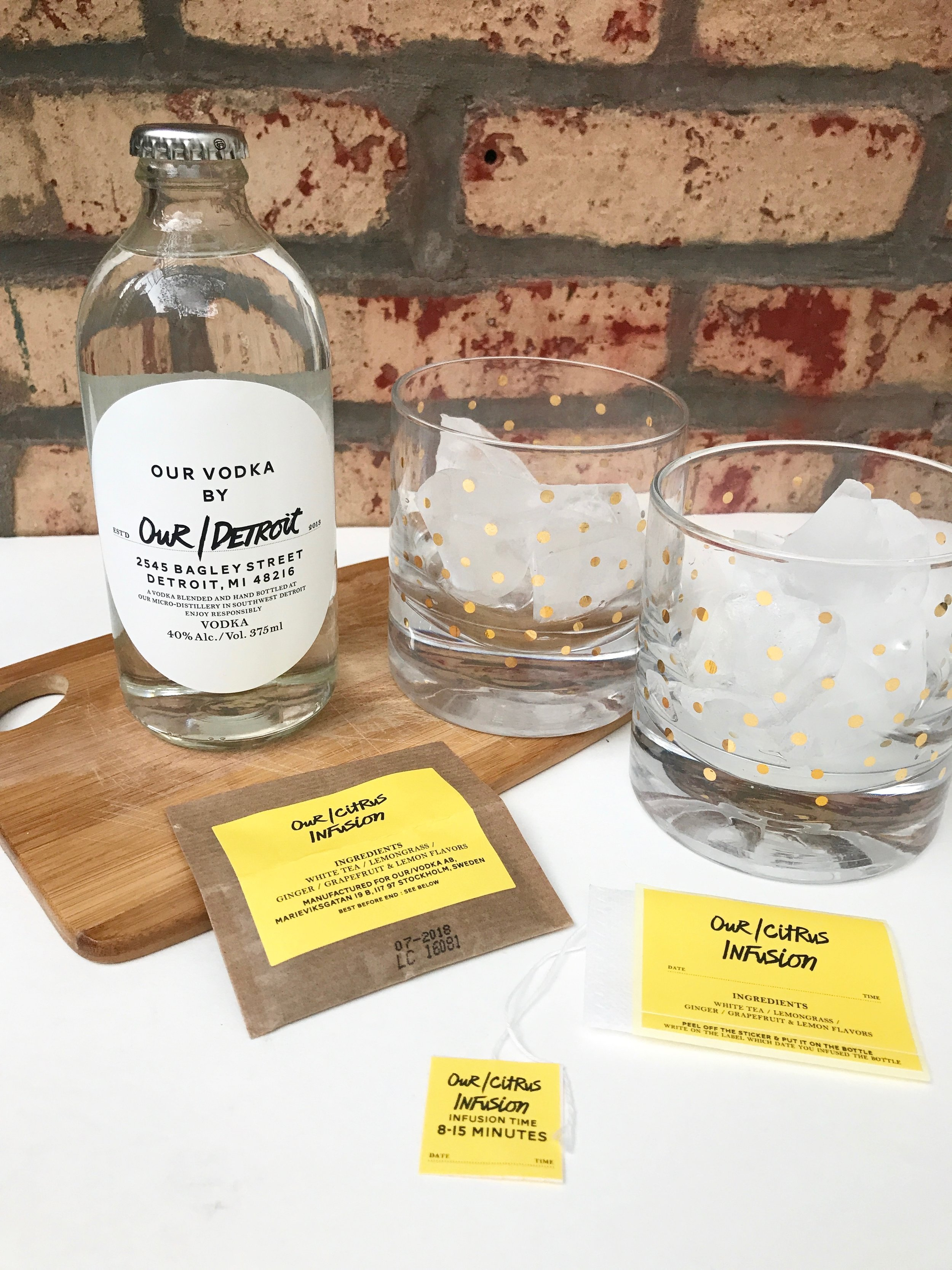 Anna Osgoodby Life + Design NYC Blog : 3 Tips for Summer Entertaining in the City with Our/Vodka
