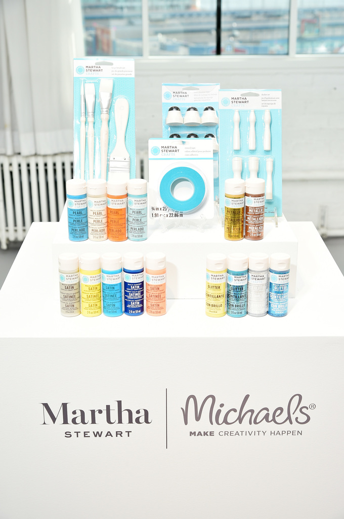 Anna Osgoodby Life + Design NYC Blog :: Getting Crafty with Martha Stewart & Michaels