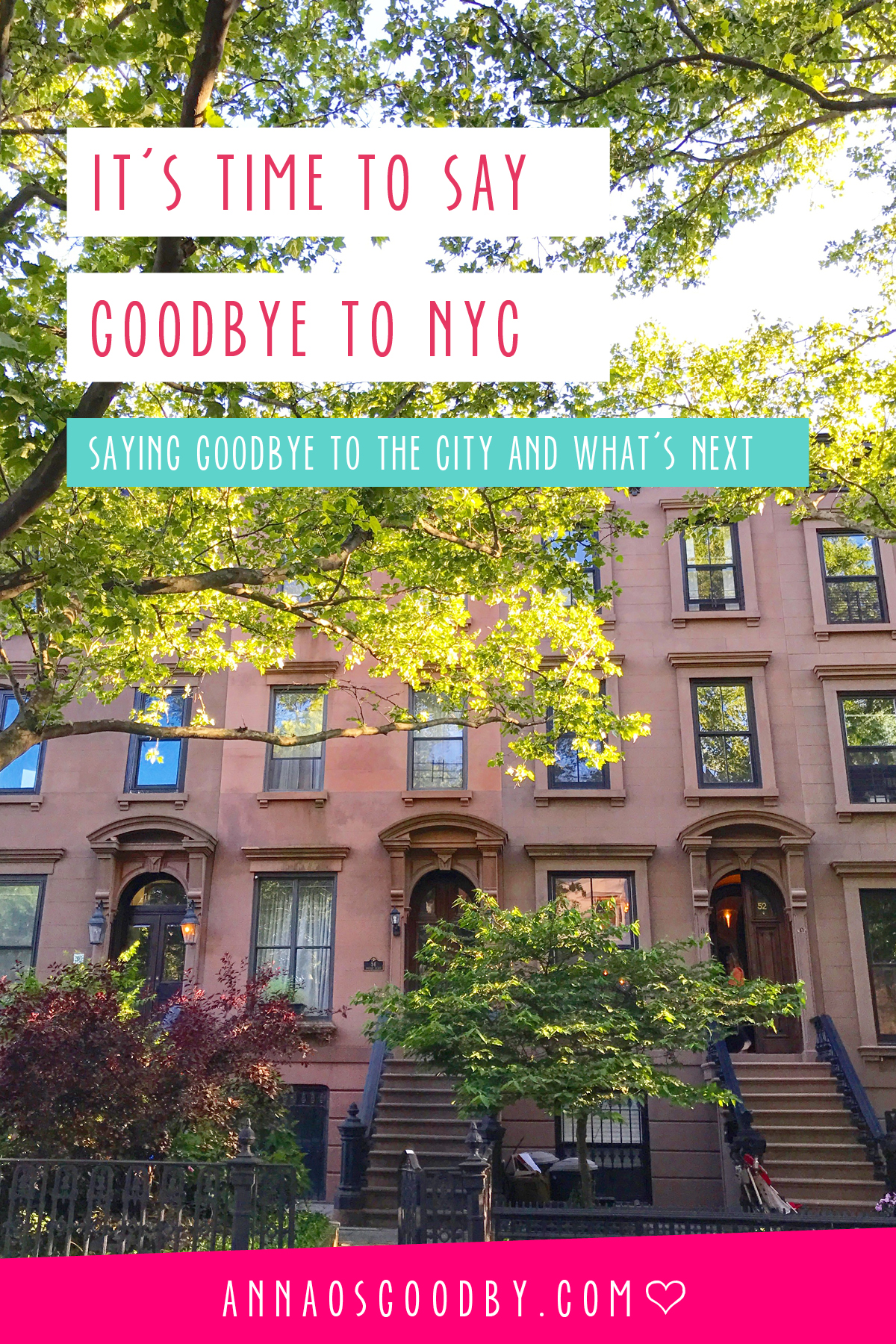 Anna Osgoodby Life + Design :: New York, This is Goodbye