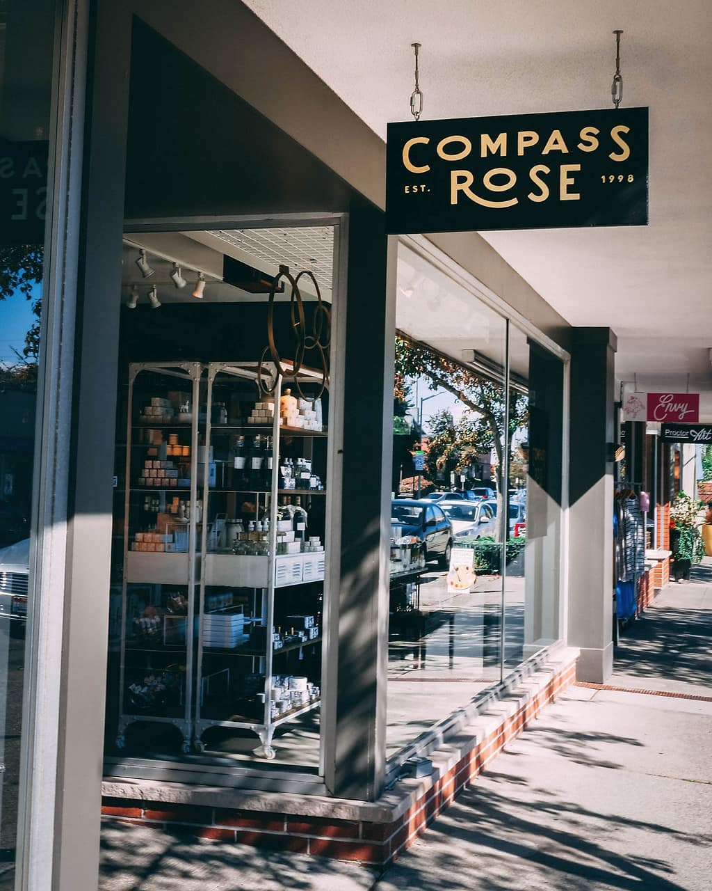Photo Courtesy of:  @CompassRoseShop Instagram