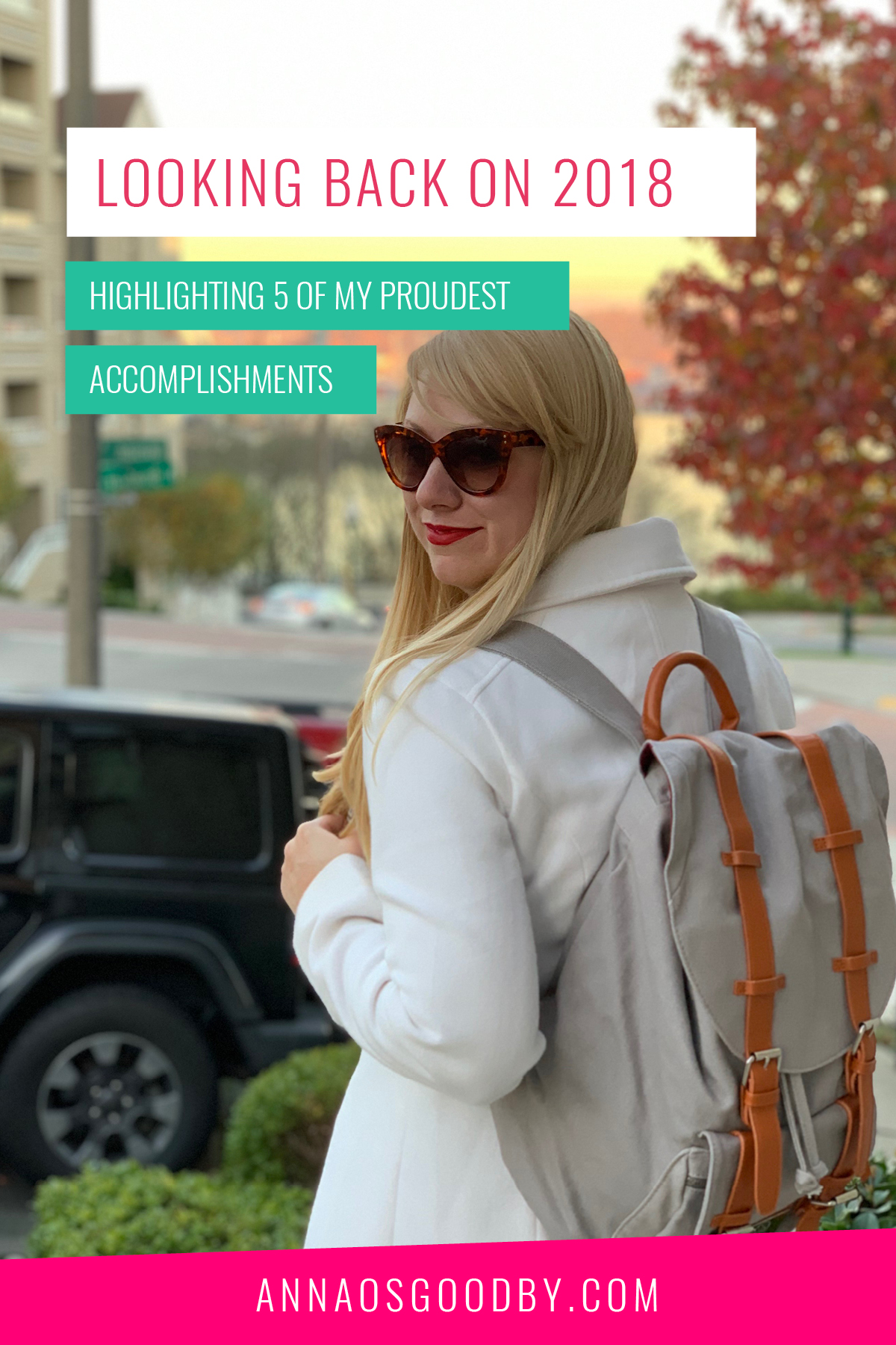 Anna Osgoodby Life + Biz :: Looking Back on 2018 :: Highlighting 5 of my Proudest Accomplishments