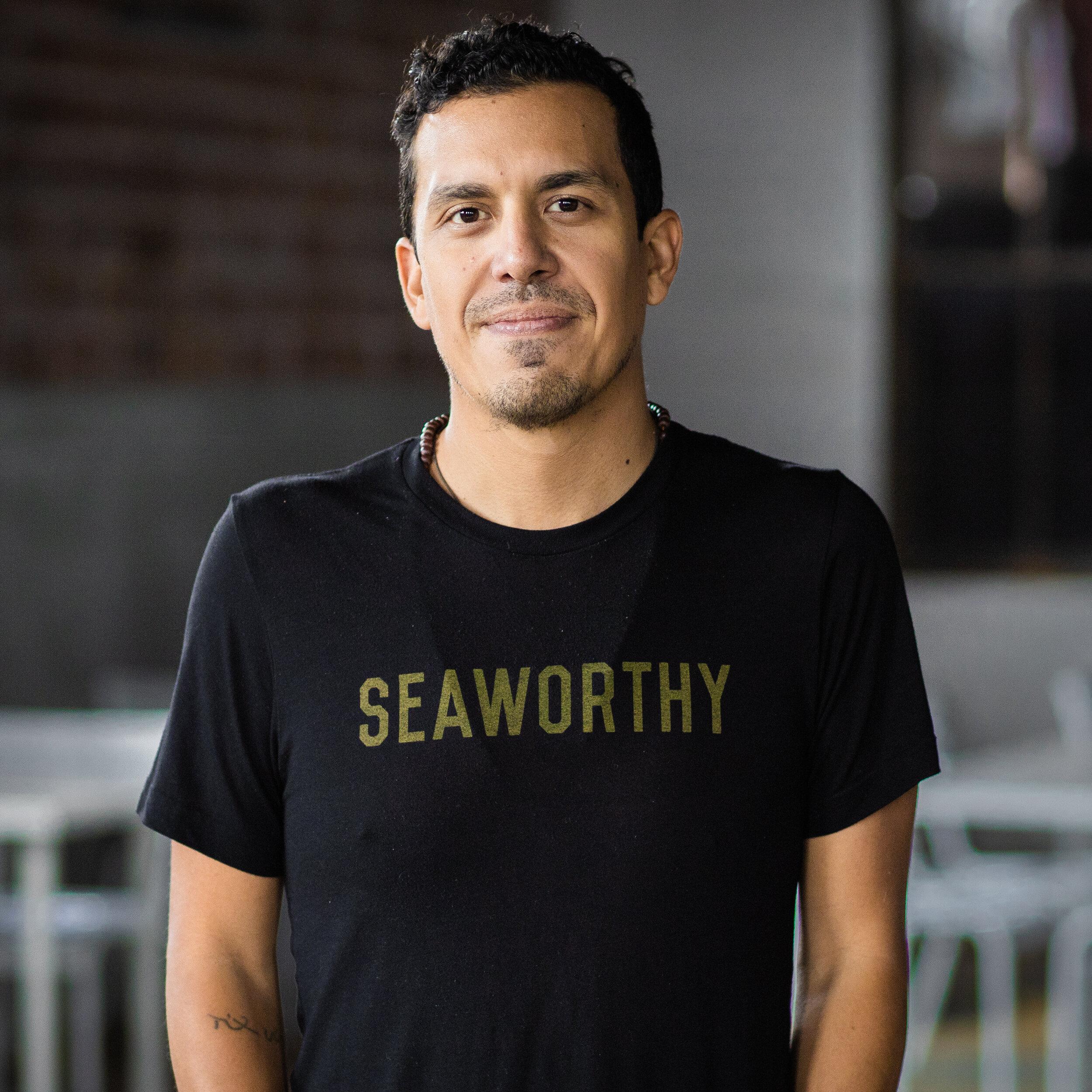 Edward Sanchez  Story & Film Producer  edwardsanchez [at] ecclesiahouston.org