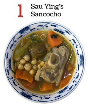Sau Ying's Sancocho